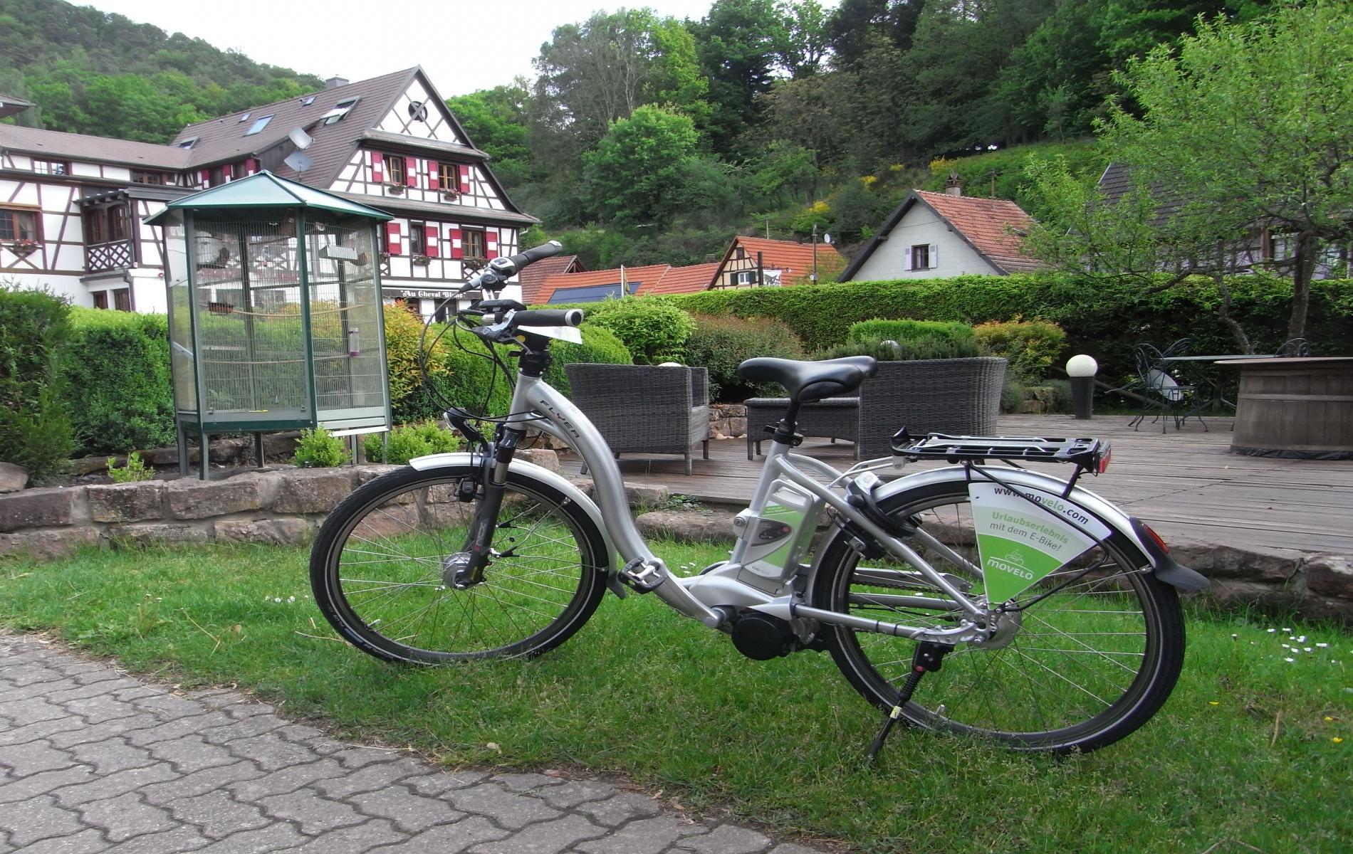 E-bike : location de vélo à assistance électrique