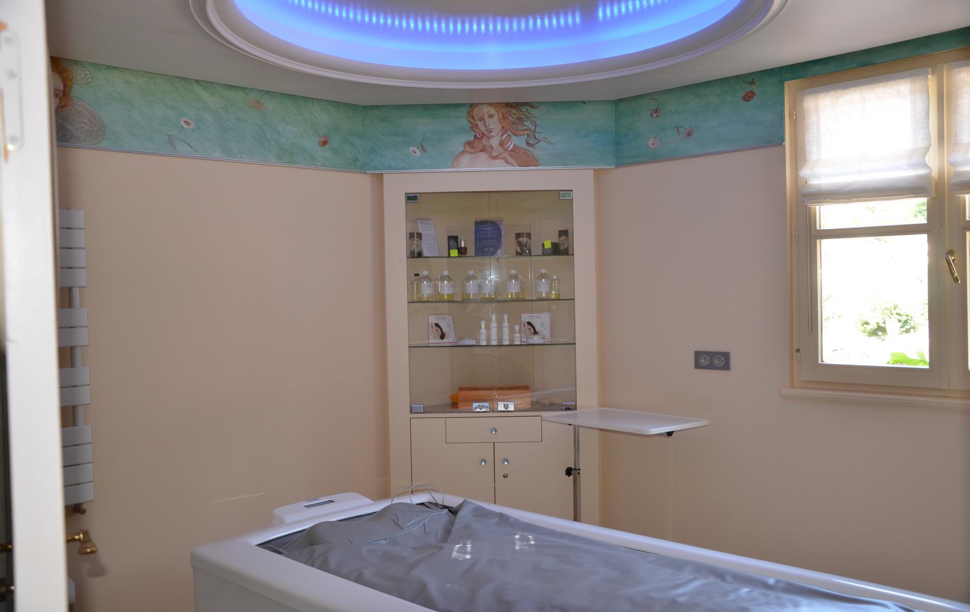 Thermo-spa ou lit de flottaison