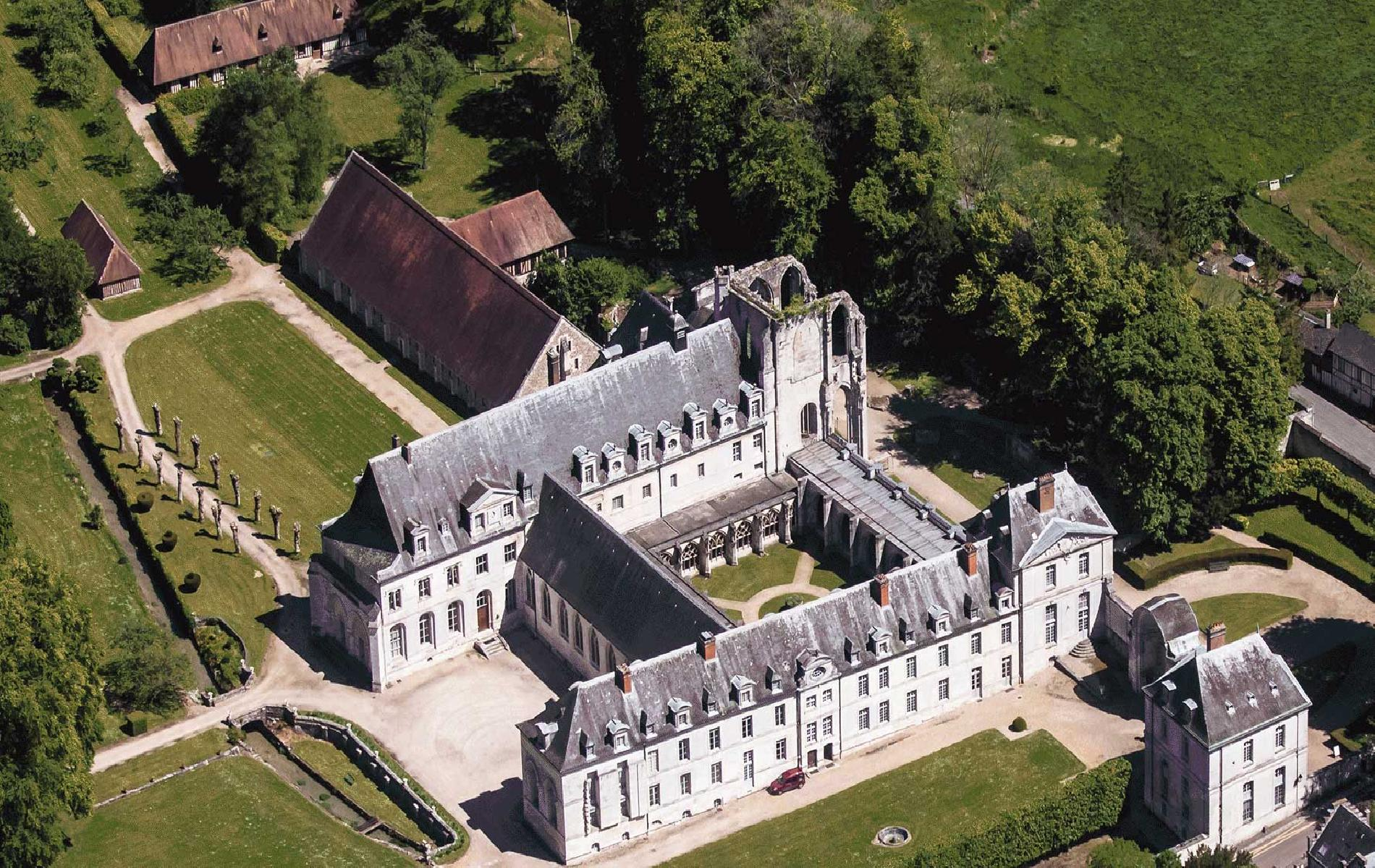 The Abbey of Saint-Wandrille