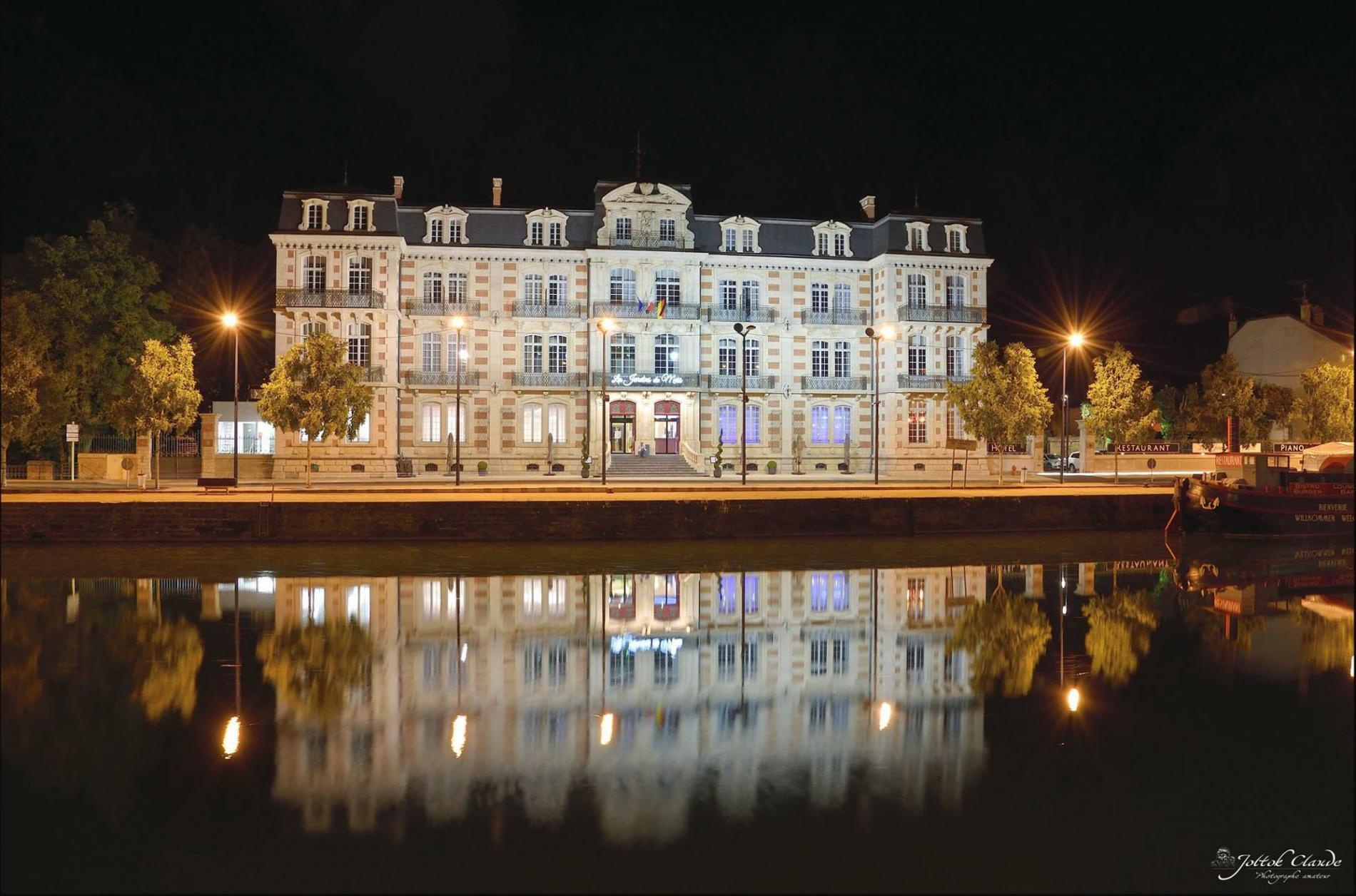 Hôtel 4 étoiles et restaurant bistronomique en plein centre-ville de Verdun