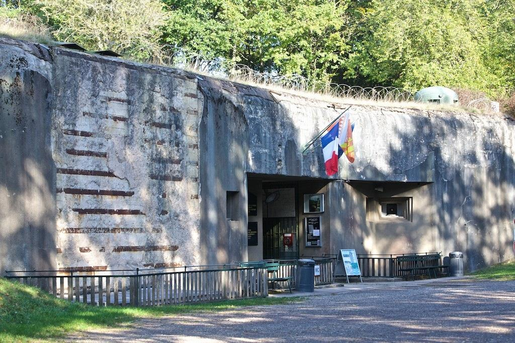 Maginot Linie in Lembach
