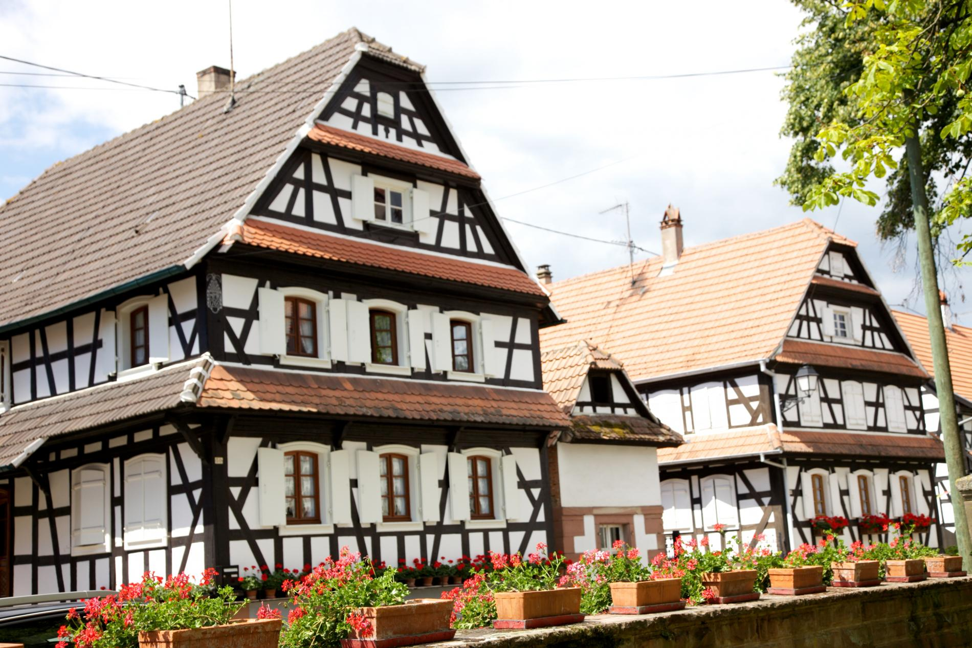 Hunspach, a meeting with tradition