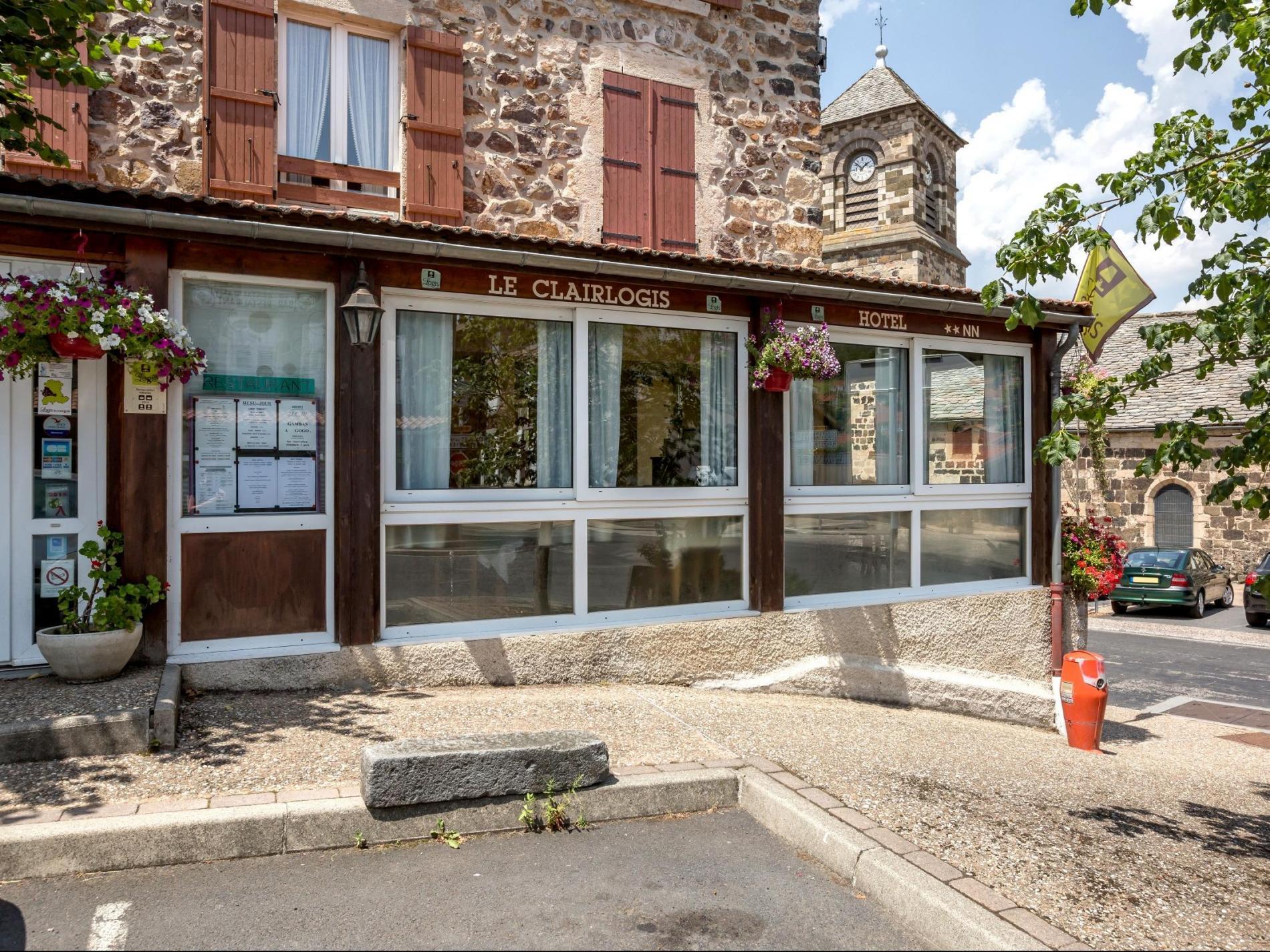 Restaurant laussonne proche sources de la loire et du for Le clair logis