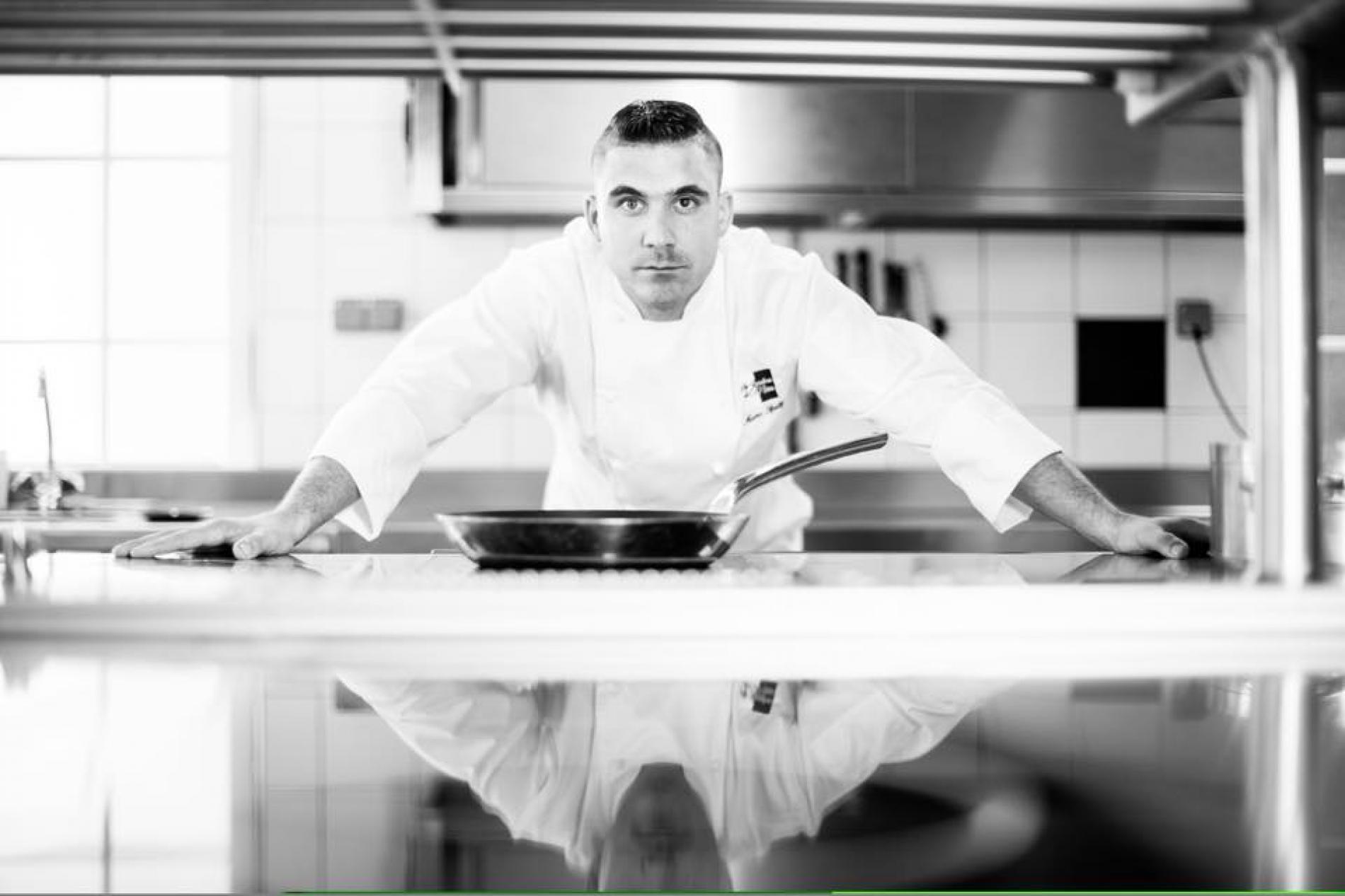 Le Chef Marc Spitz