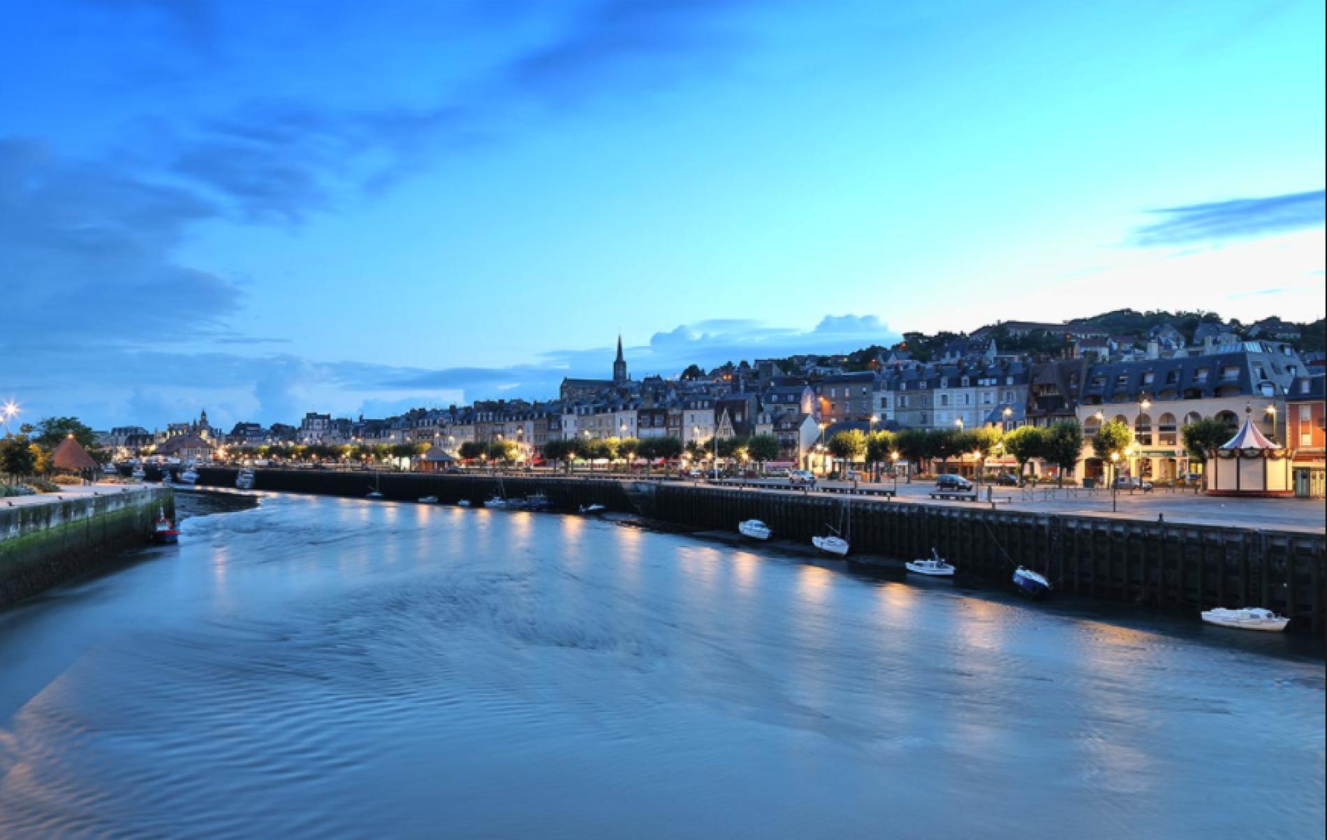 Moyen Séjour... 4 nuits à Honfleur, en bord de mer Manoir de la poterie Honfleur