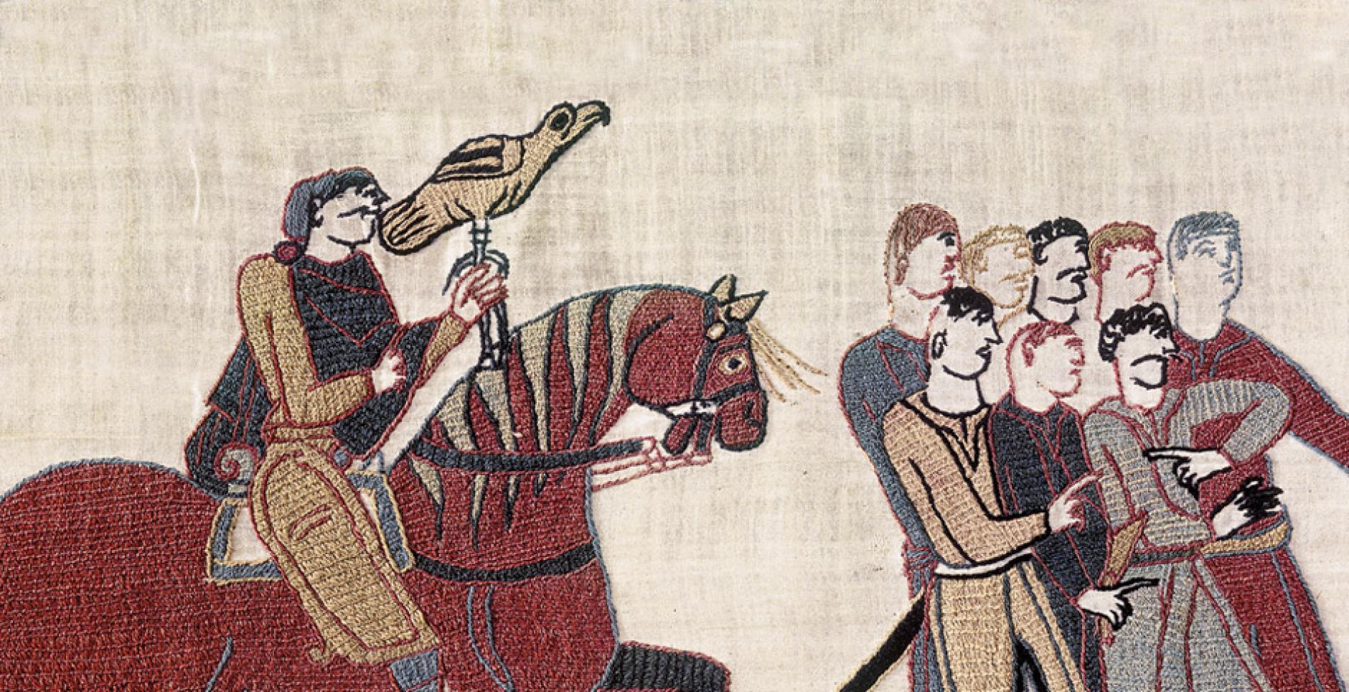 La Tapisserie de Bayeux