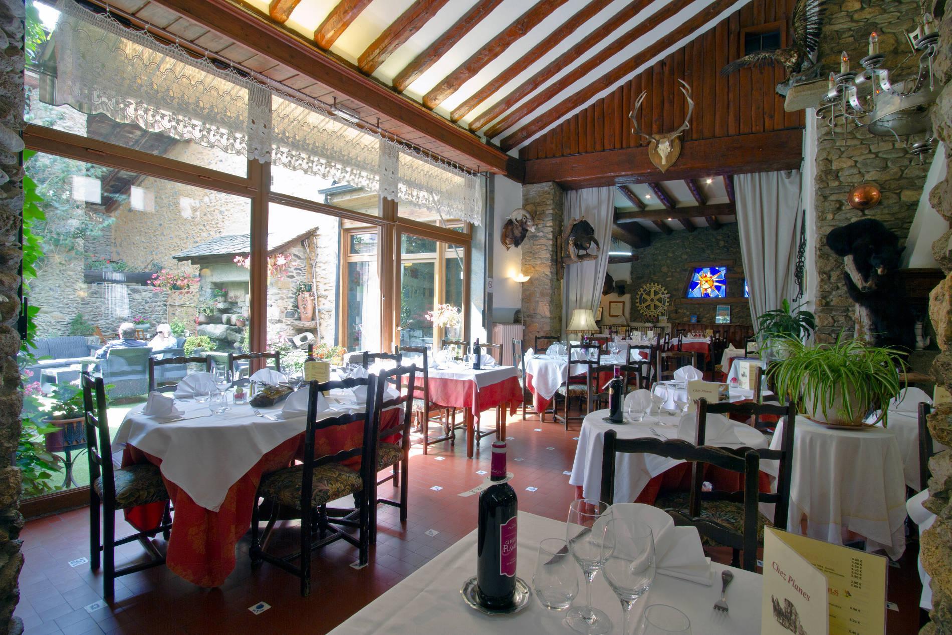 Logis Hotel Restaurant Planes
