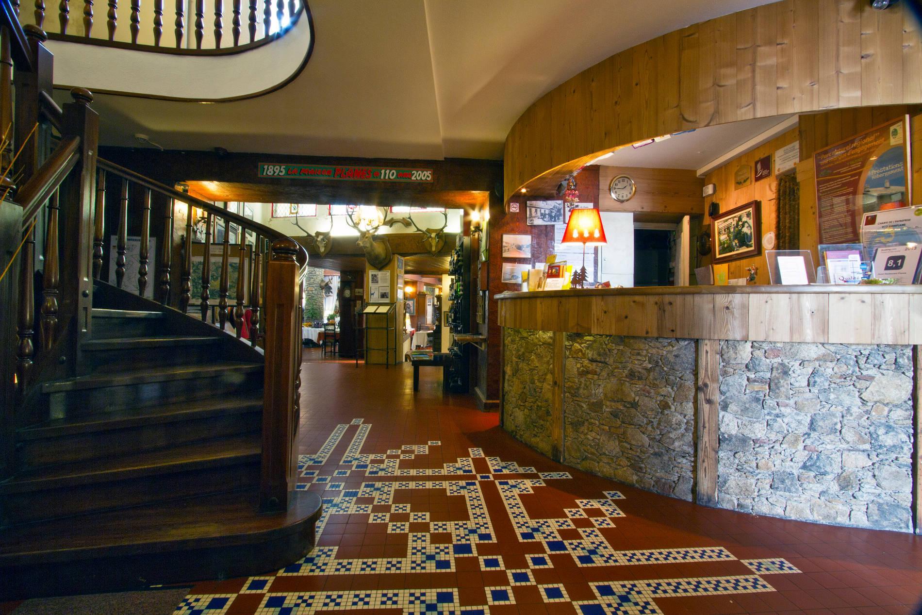 Hotel Restaurant Planes Saillagouse