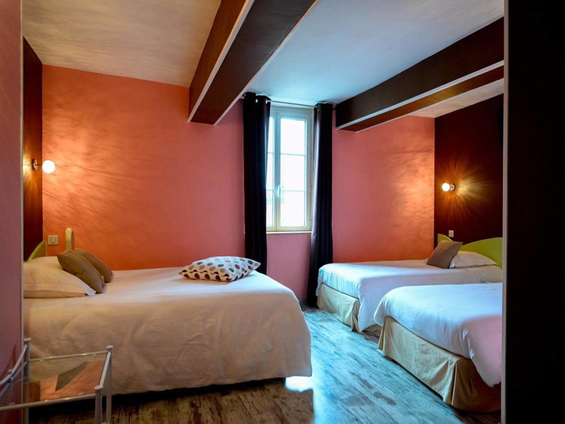 charming 2 stars hotel 30 kms from evreux at beaumont le roger. Black Bedroom Furniture Sets. Home Design Ideas