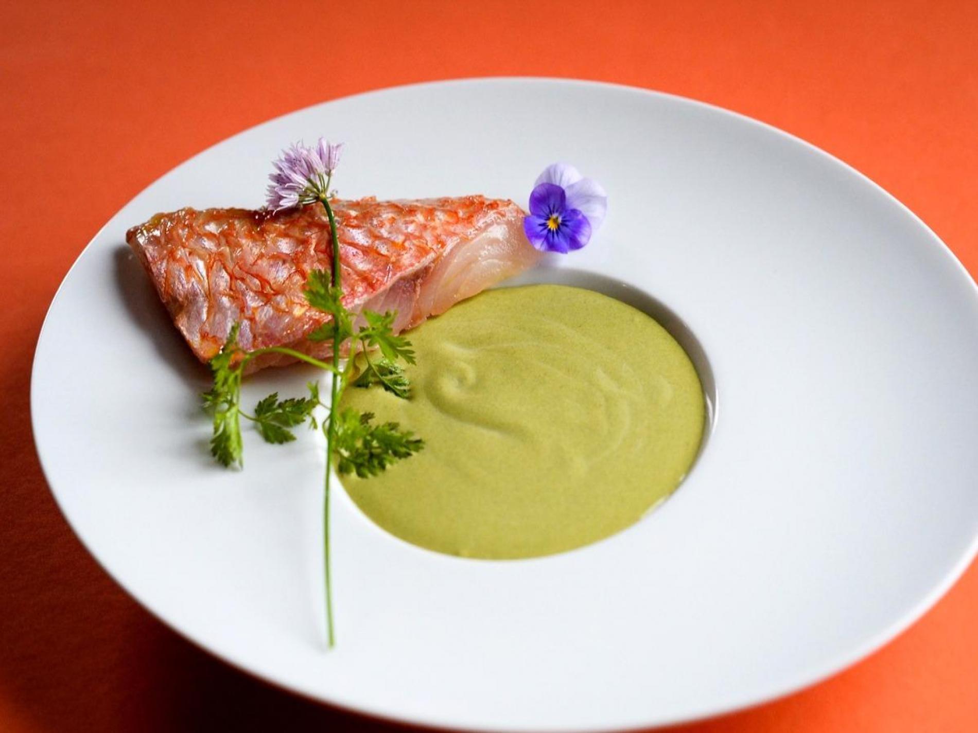 Restaurant Gastronomique  U00e0 Beaumont Le Roger Dans 27 Normandie