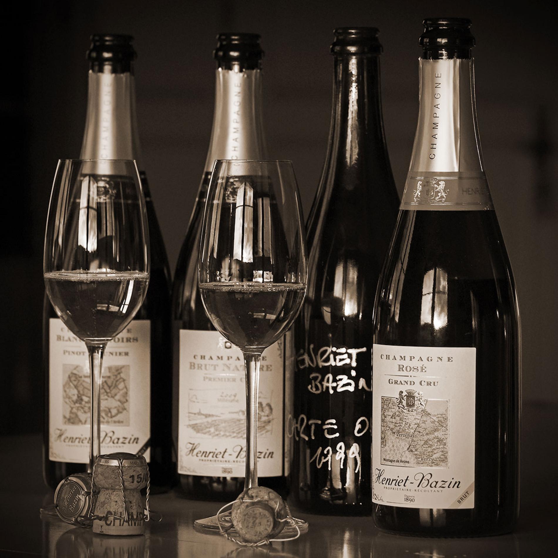 Champagne Henriet Bazin