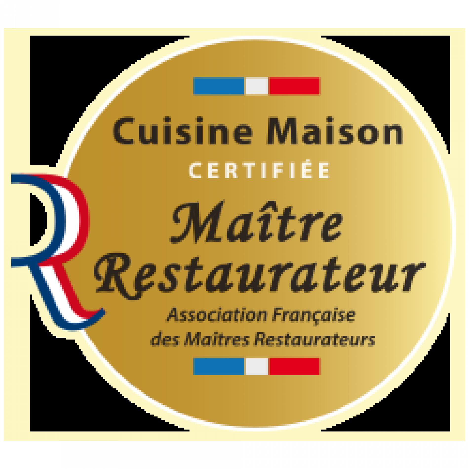 Restaurant maitre restaurateur en Champagne