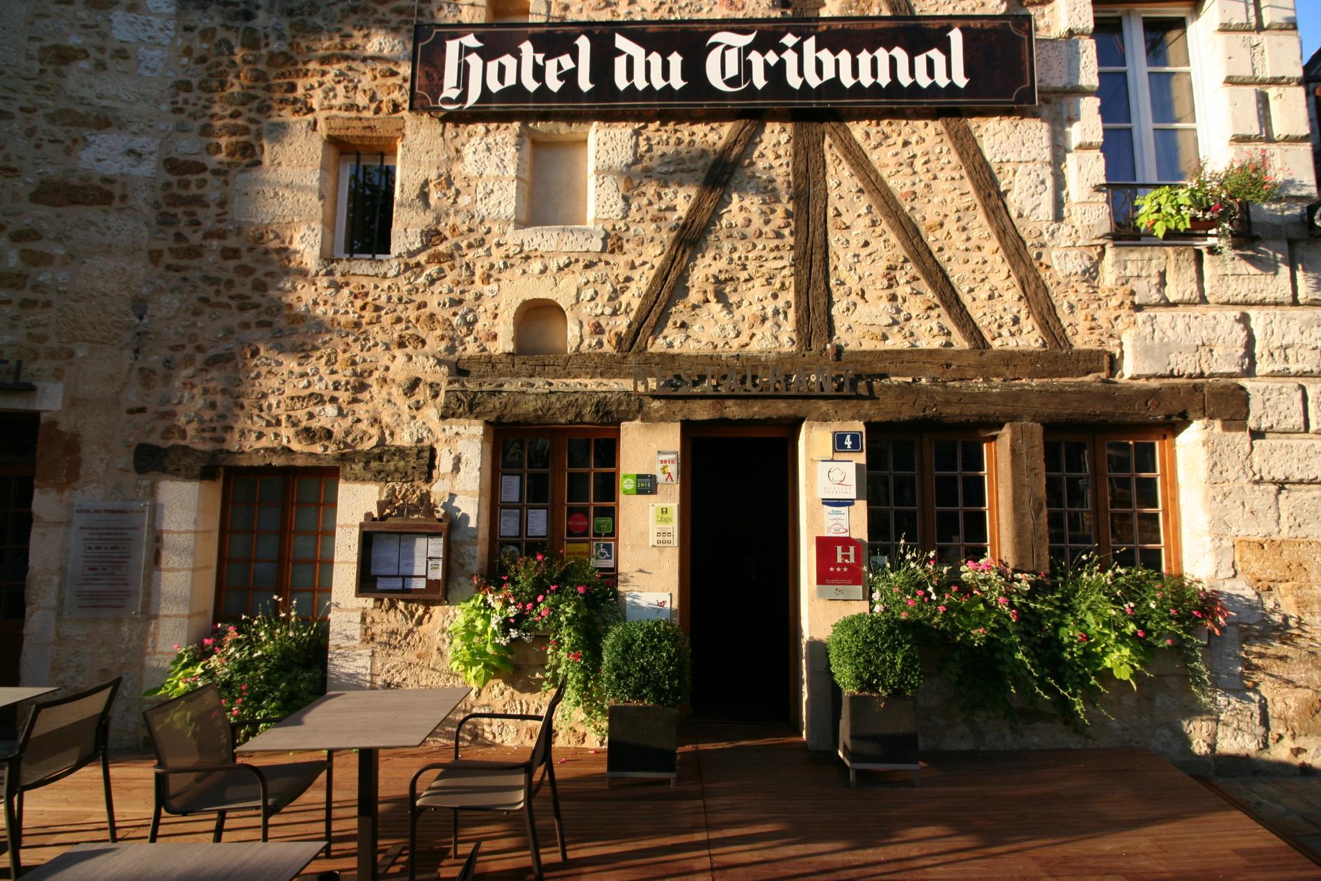 Hôtel-restaurant du Tribunal