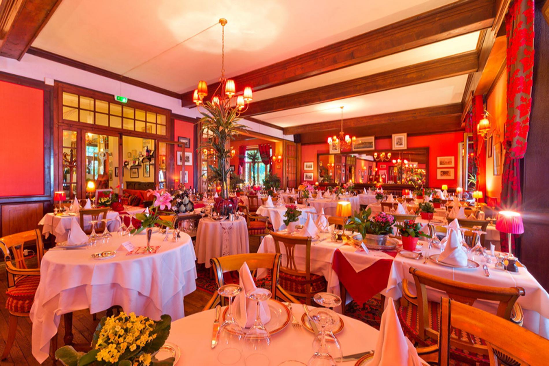 Restaurant EVIAN restaurant gastronomique au bord du lac Léman