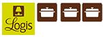 Logo logis hôtel Le Relais d'Aumale, Chantilly