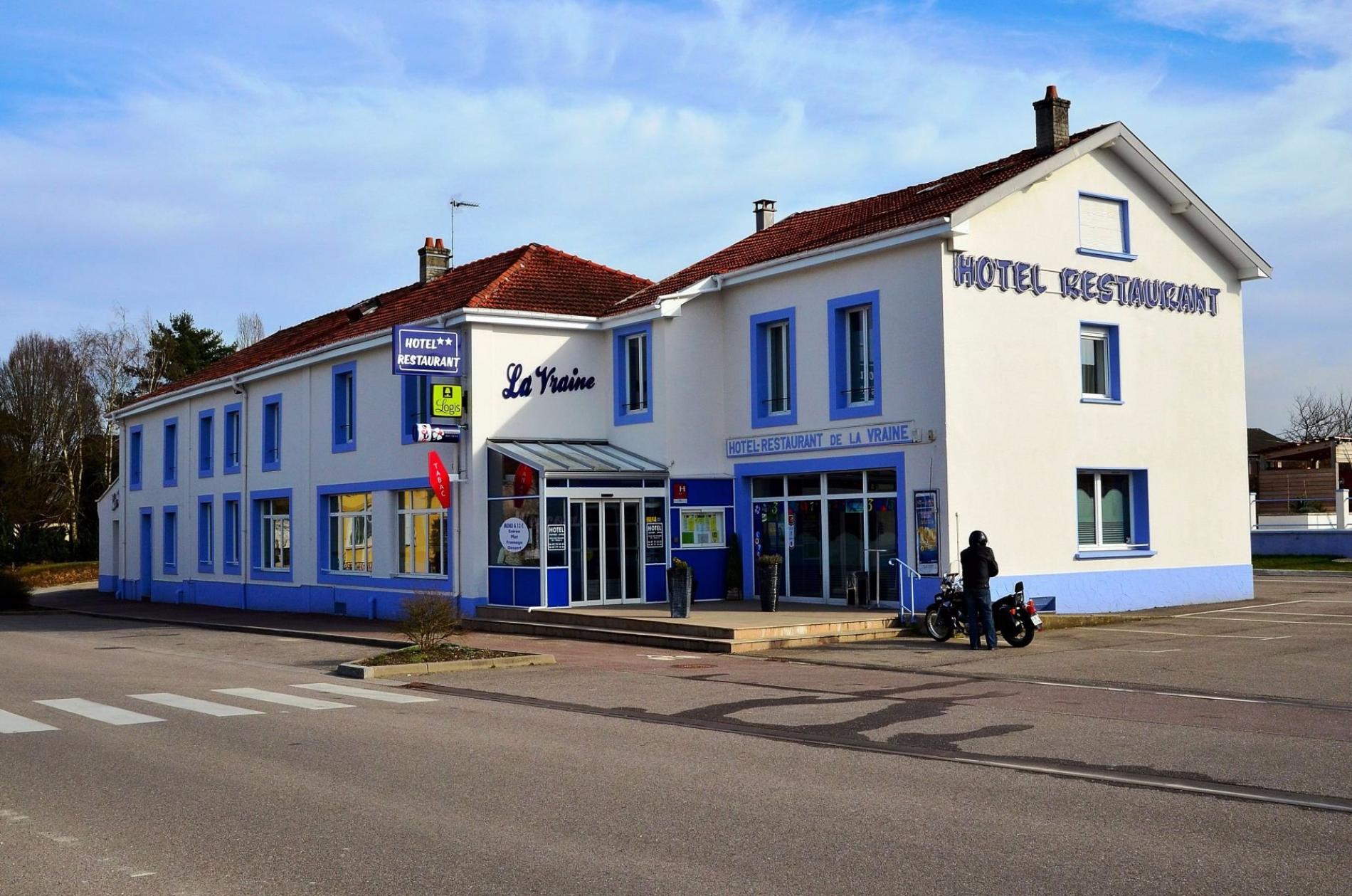 Hôtel de la Vraine