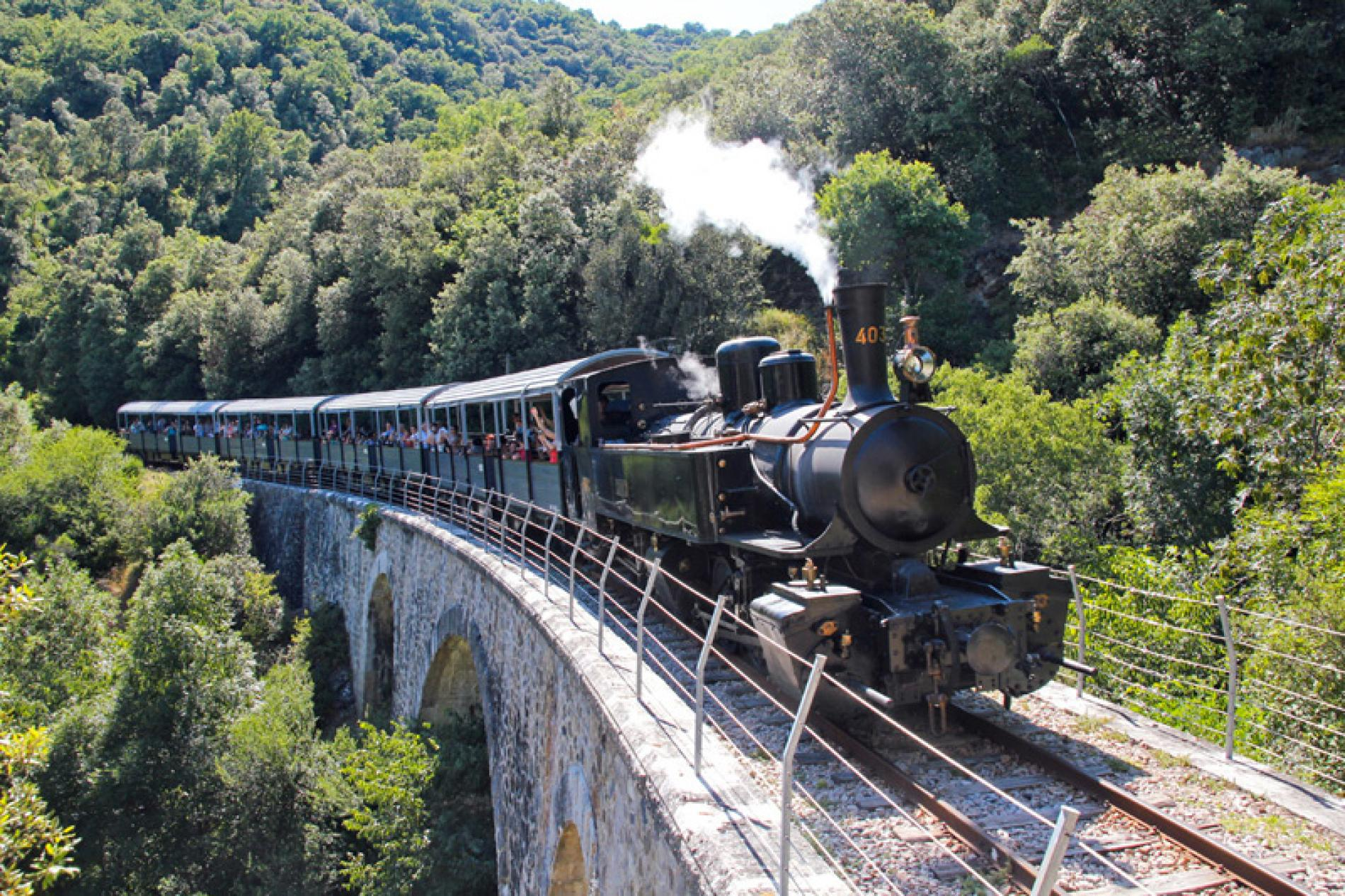 The Ardèche Train