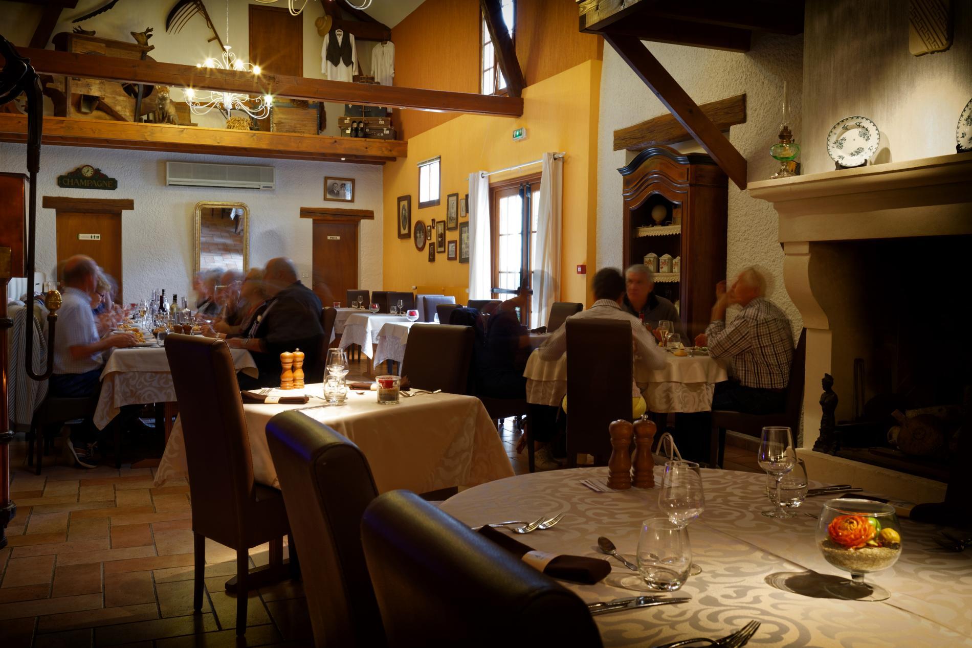 Restaurant Auberge De La Belle Route Menu Et Tarifs