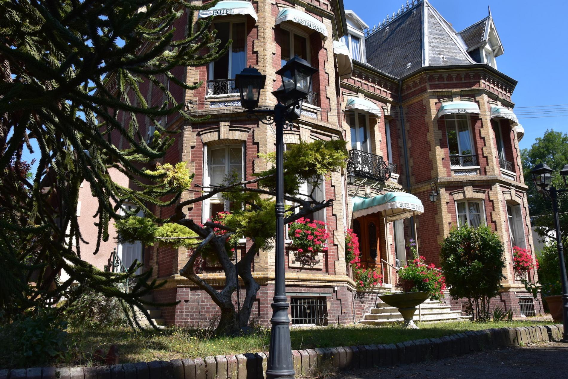 Hotel de charme les andelys entre rouen et giverny for Meilleur prix hotel paris