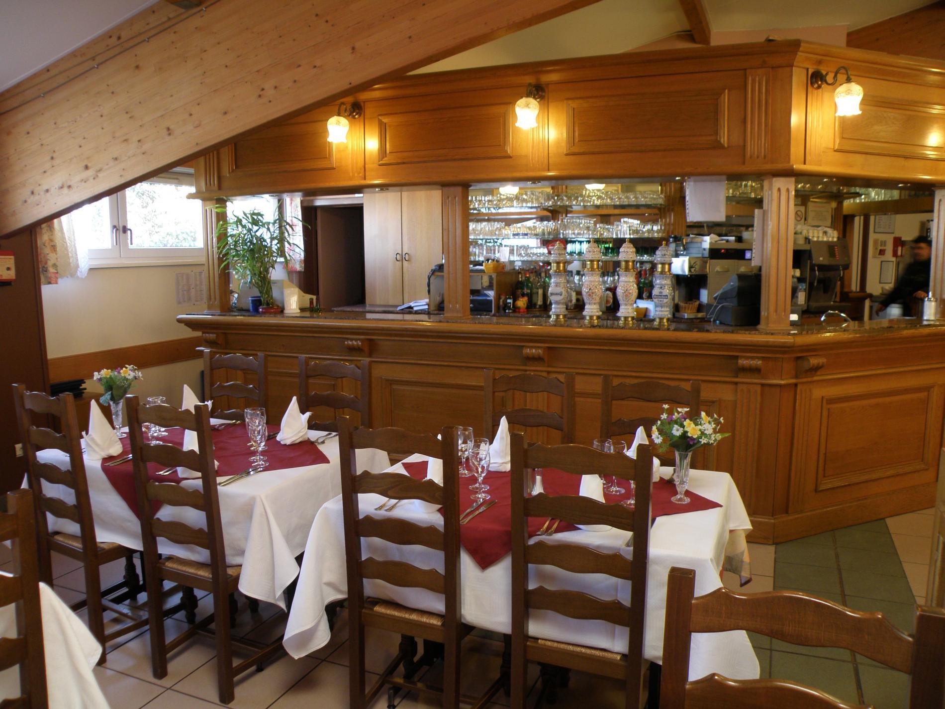 Restaurant Saint Augustin Mittelbronn