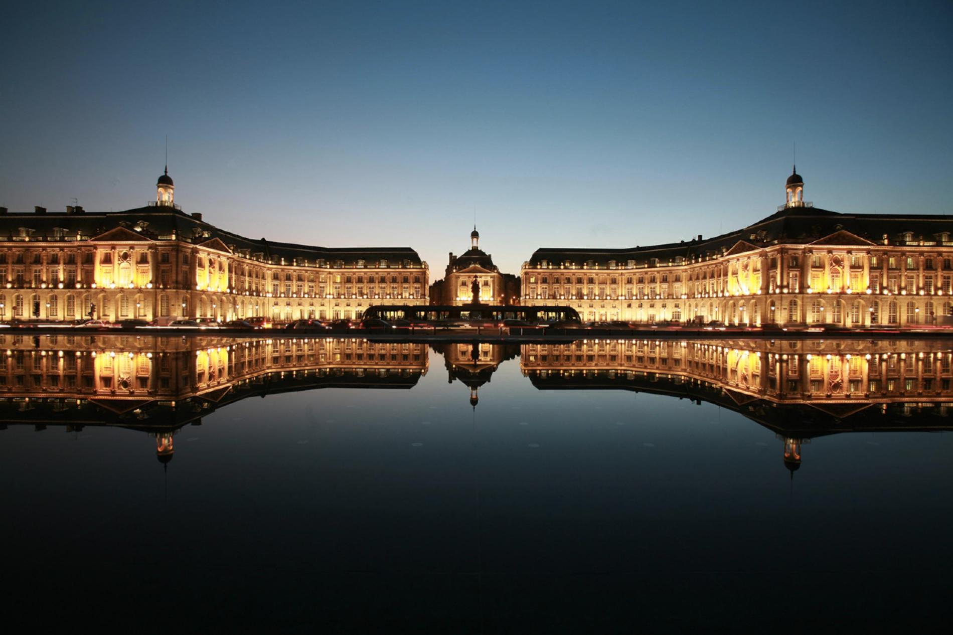 À proximité de<br> l'hôtel Novalis <br> au sud de Bordeaux <br> à Gradignan