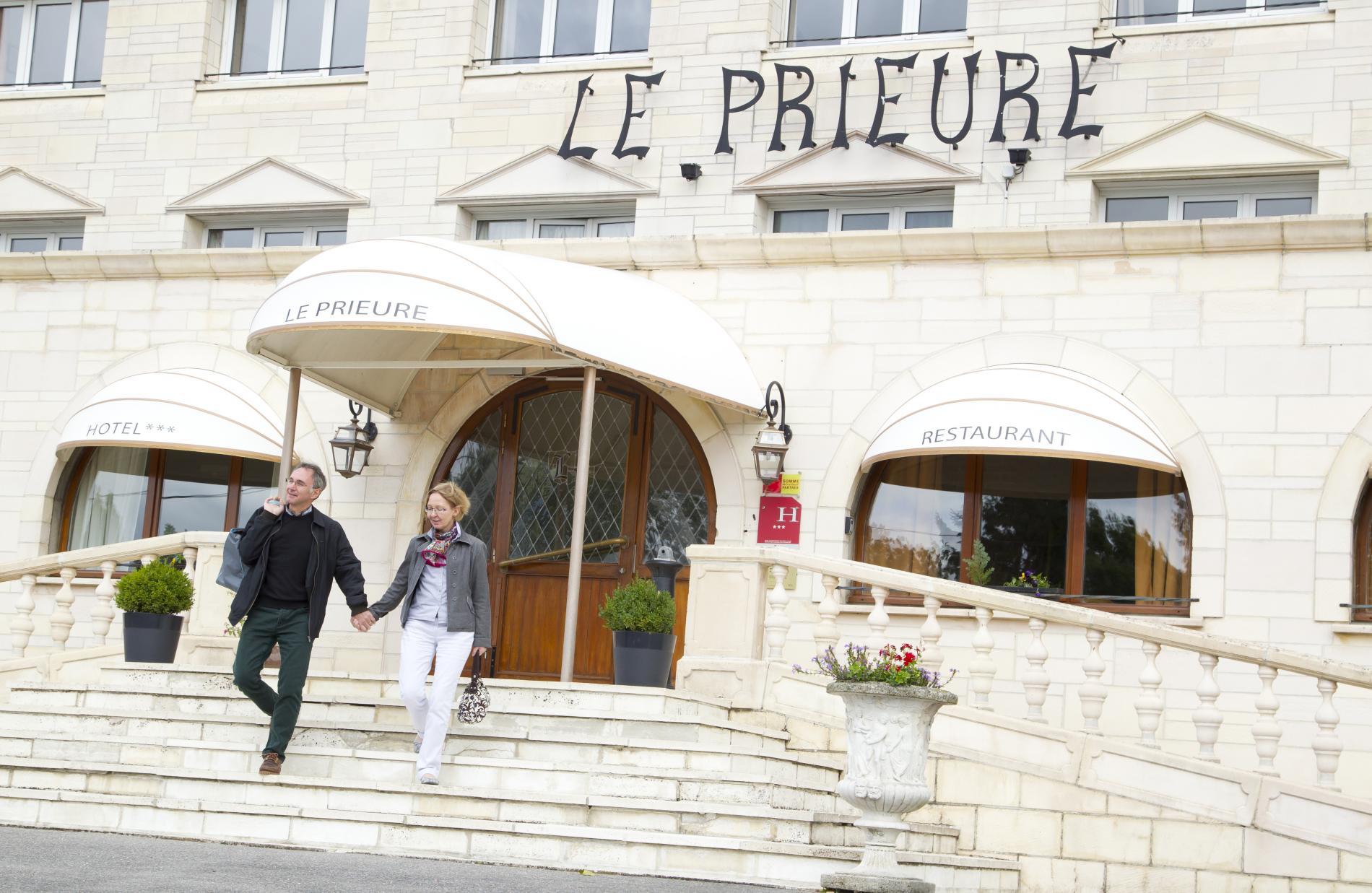 Cadre exceptionnel entre Péronne et Bapaume