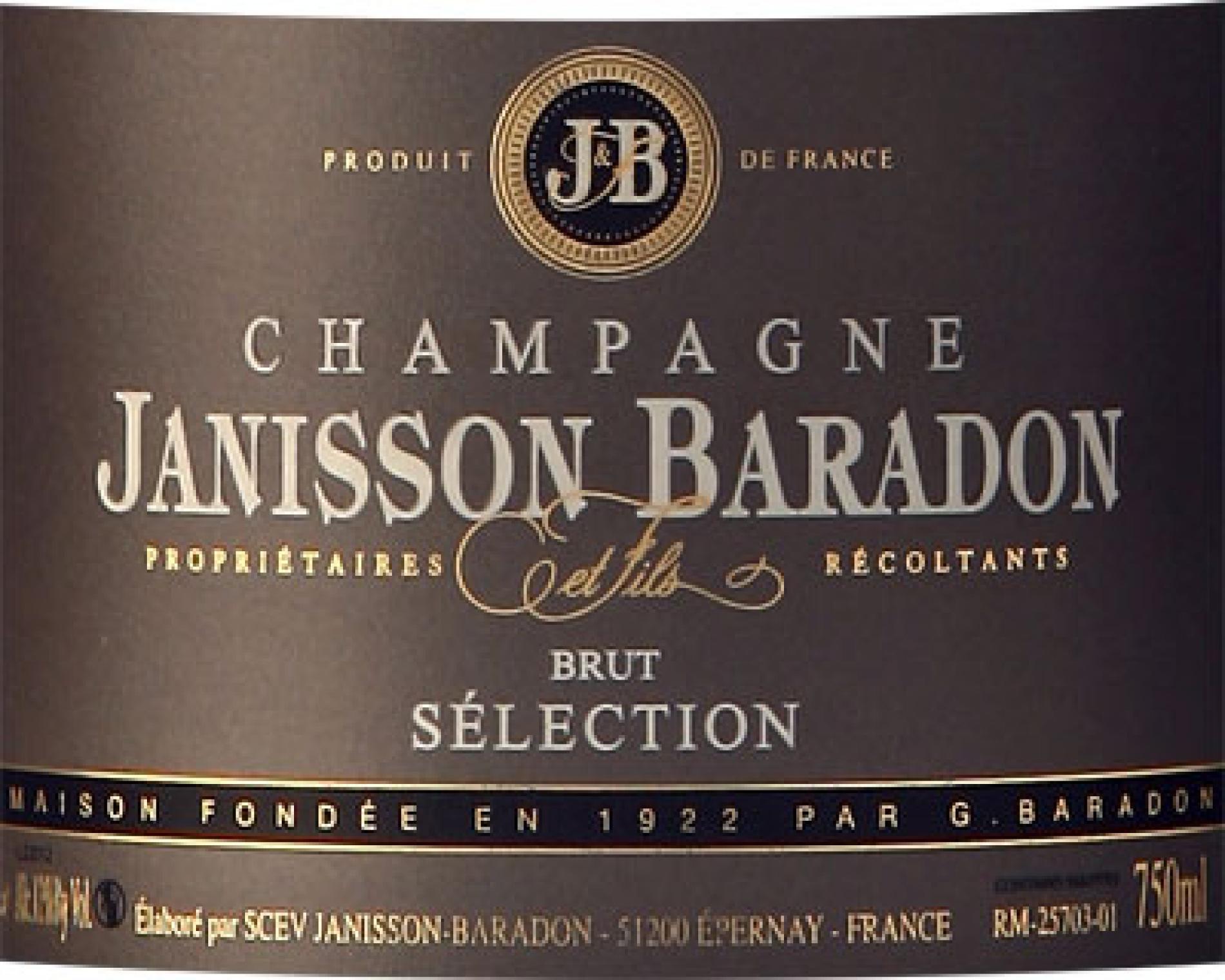 Champagne Janisson-Baradon