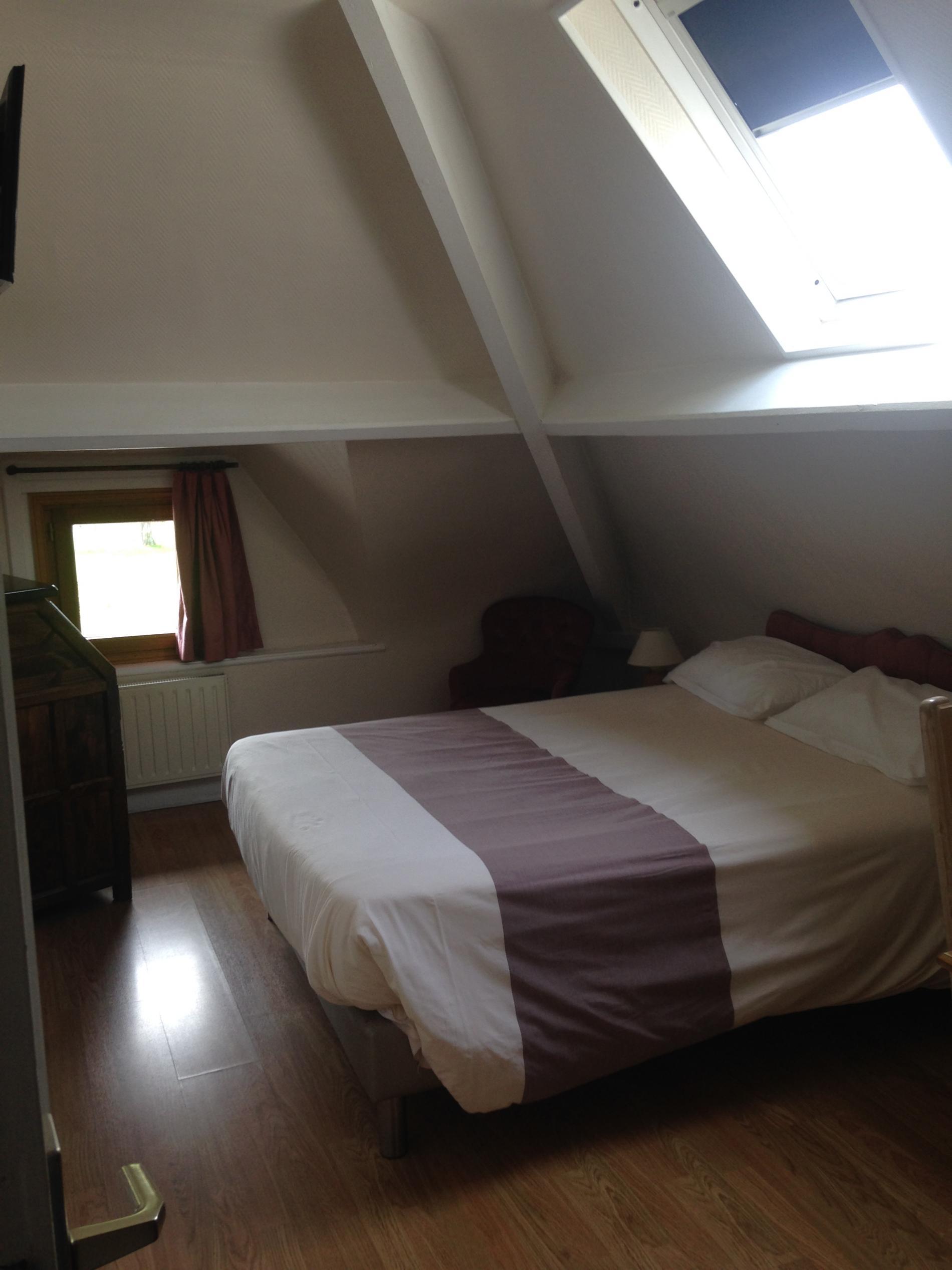 Chambre  de l'hôtel Le Clos Saint Gatien