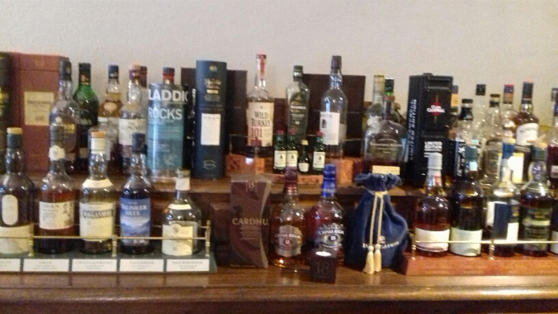 bar à whisky