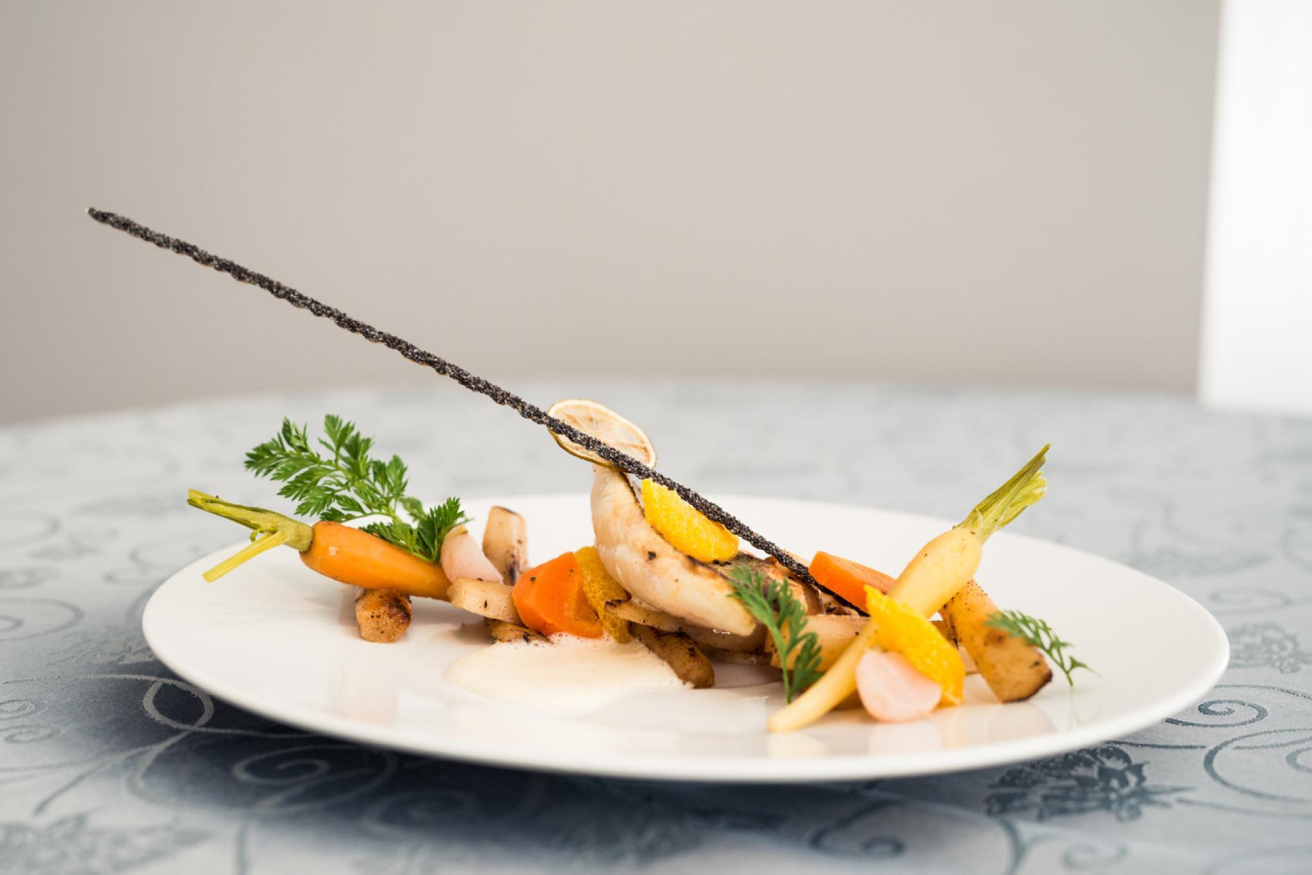 Restaurant Gastronomique Bord De Loire A Aurec Sur Loire