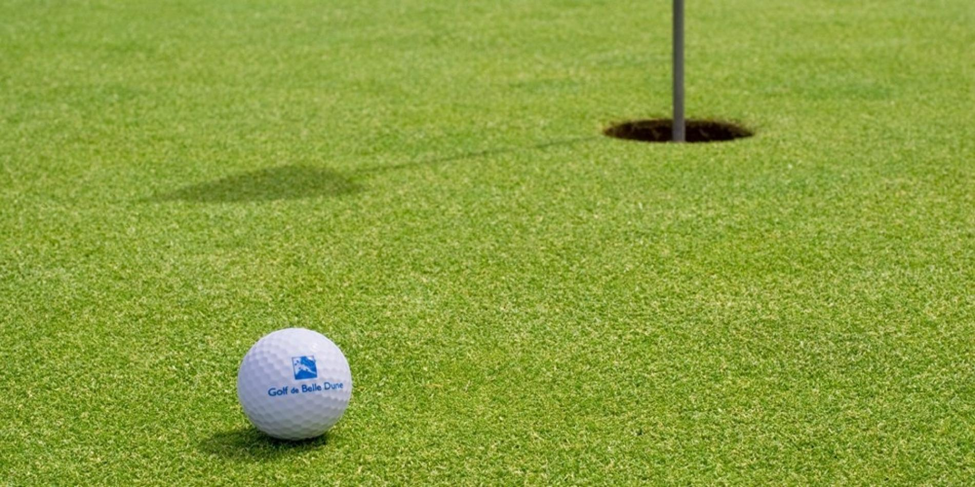 Belle Dune golf course
