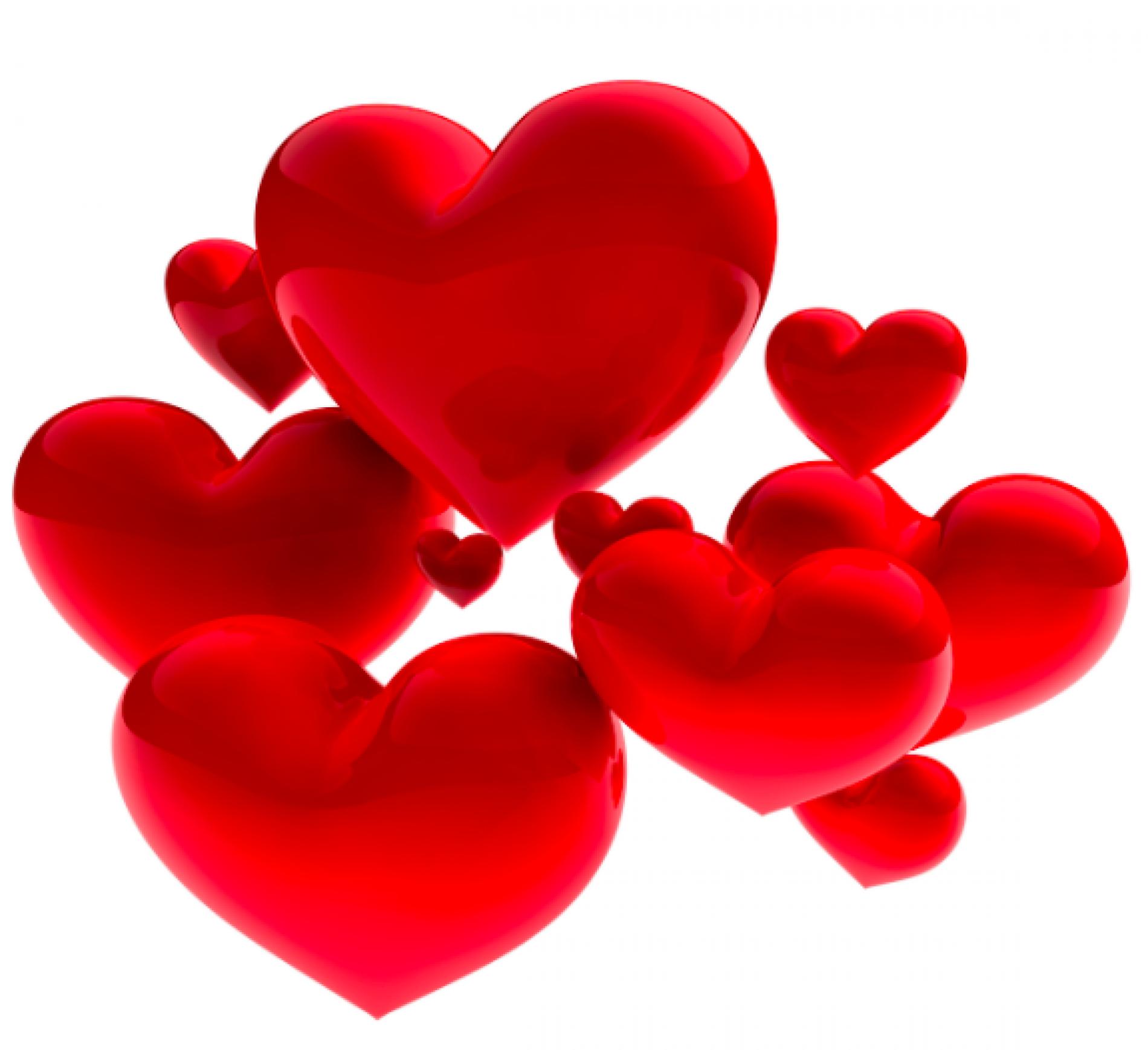 I LOVE Saint Valentin Manoir de la poterie Honfleur