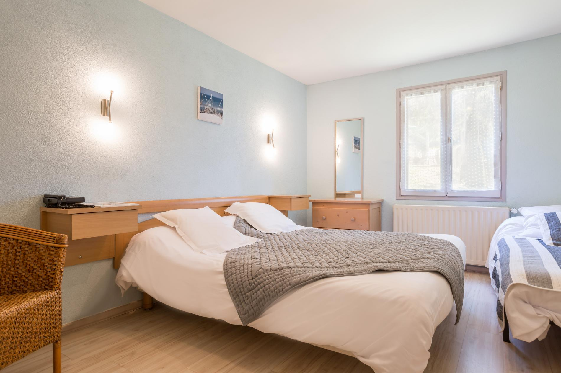 Tarifs et offres speciales hotel auvergne bord de loire chambre twin