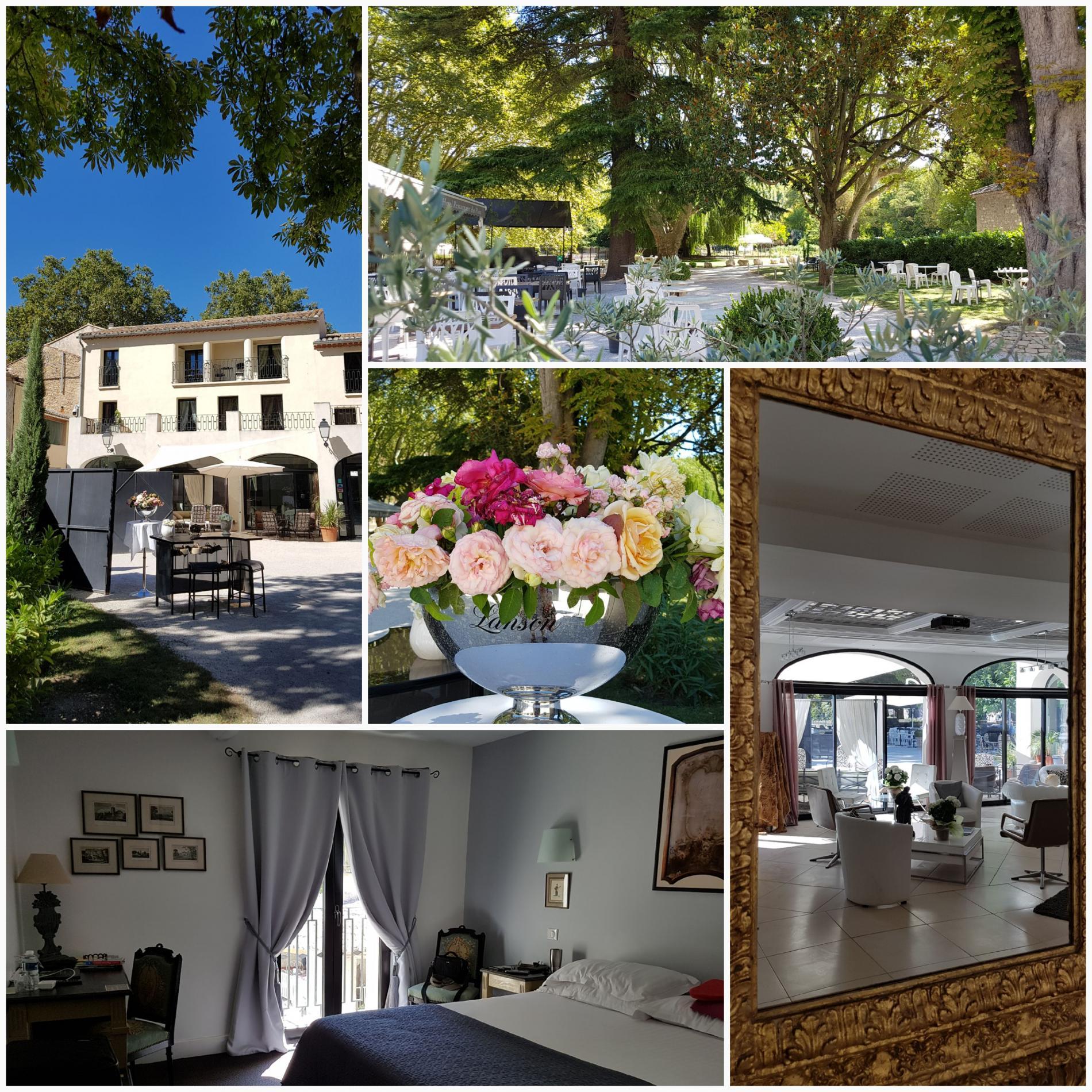 U221elogis H U00f4tel Restaurant Du Parc Fontaine De Vaucluse