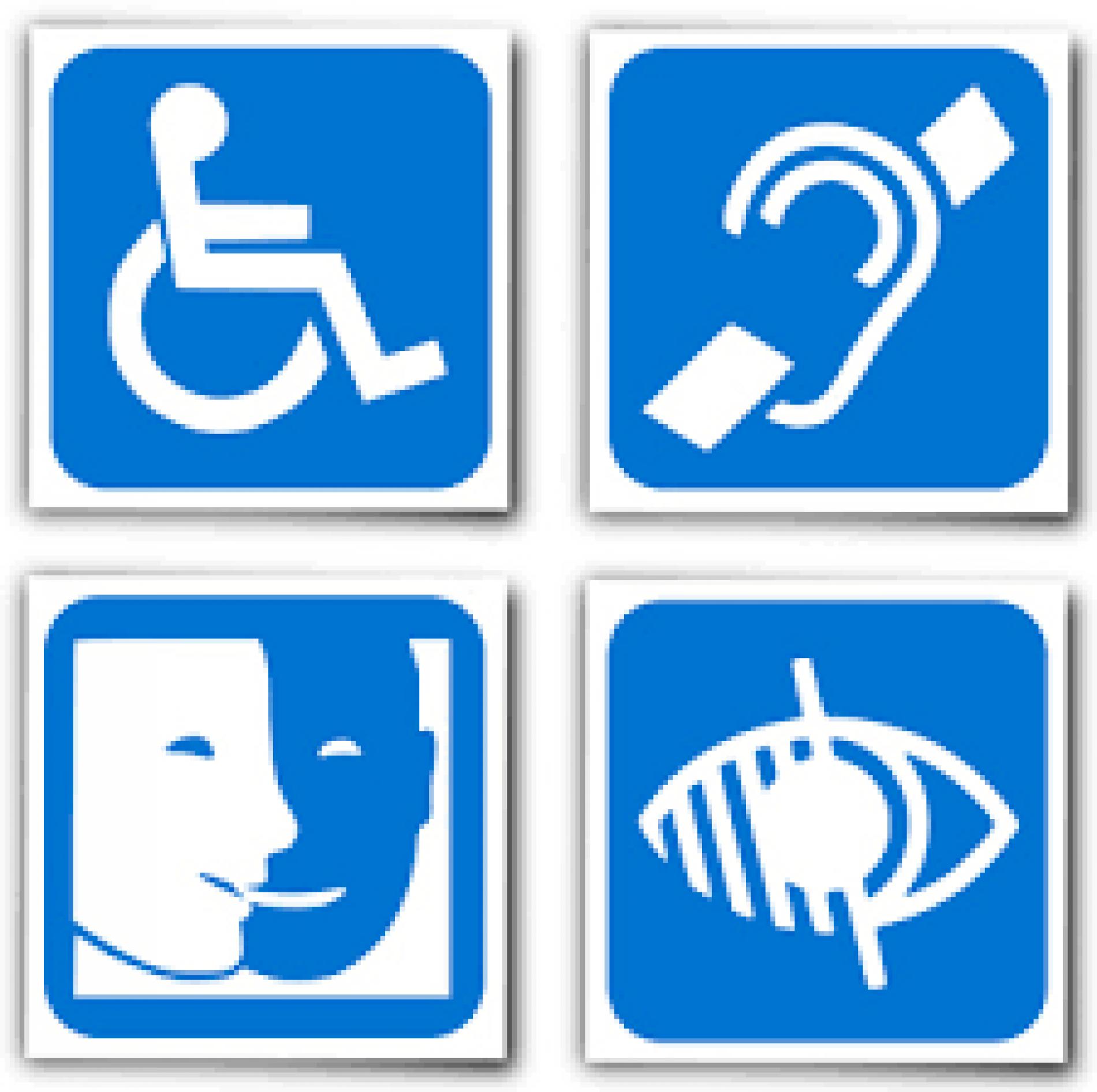 Possibilité d'accueil des personnes en situation de handicap