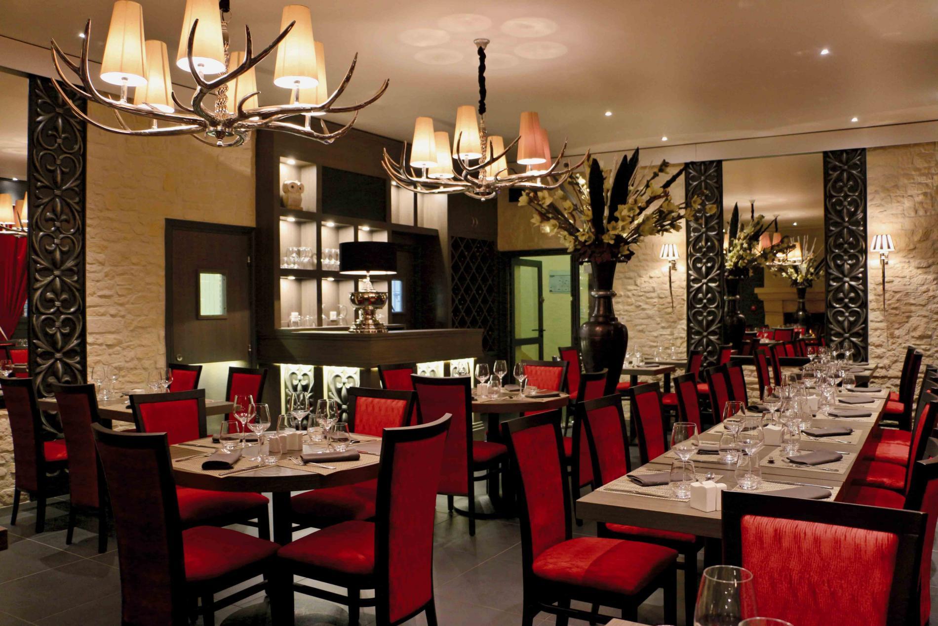 Restaurant Logis Hotel Les Collines