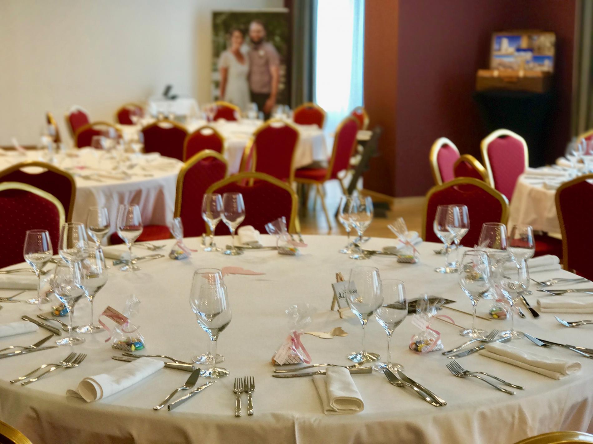 Salles de banquet