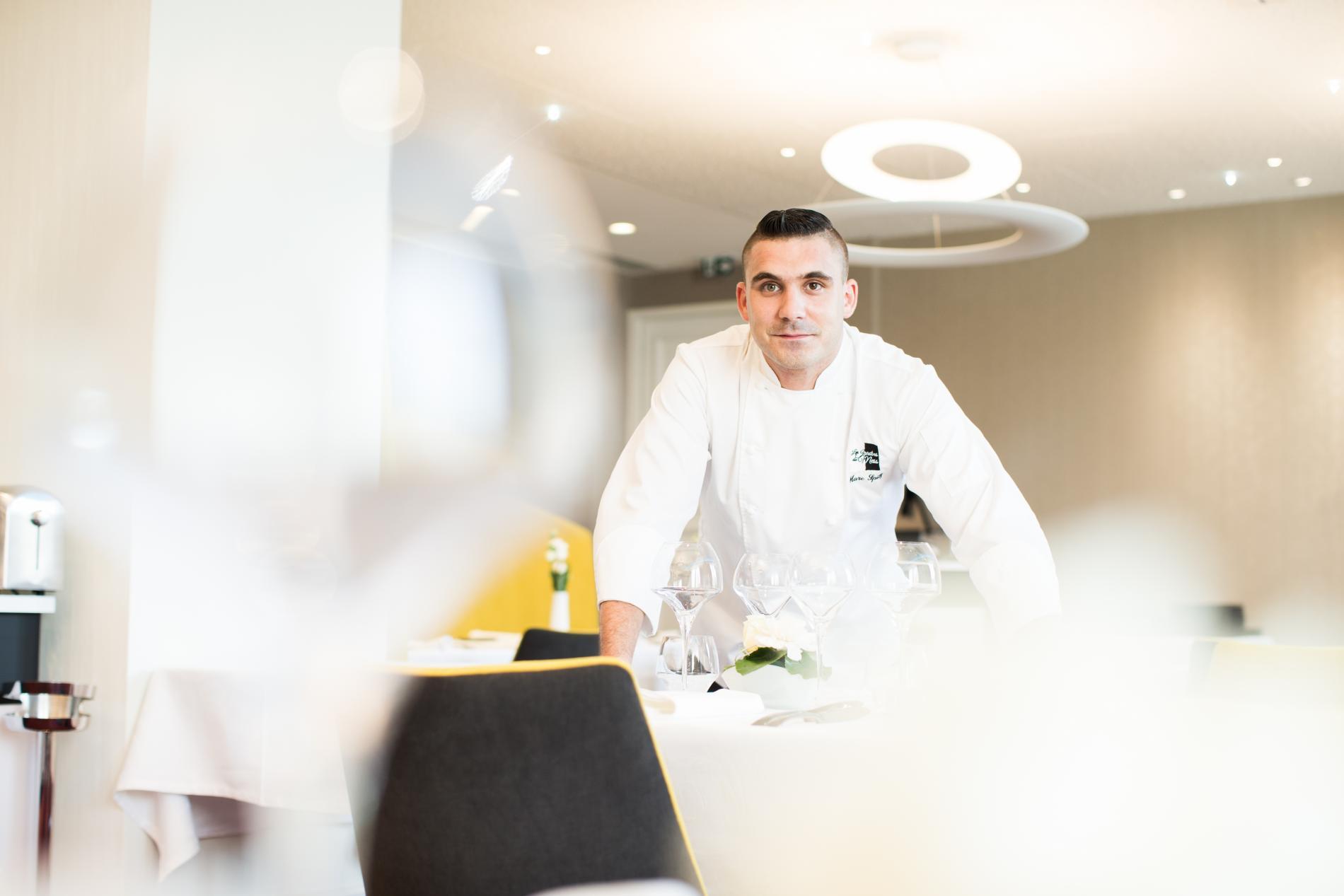 Marc - Chef de cuisine