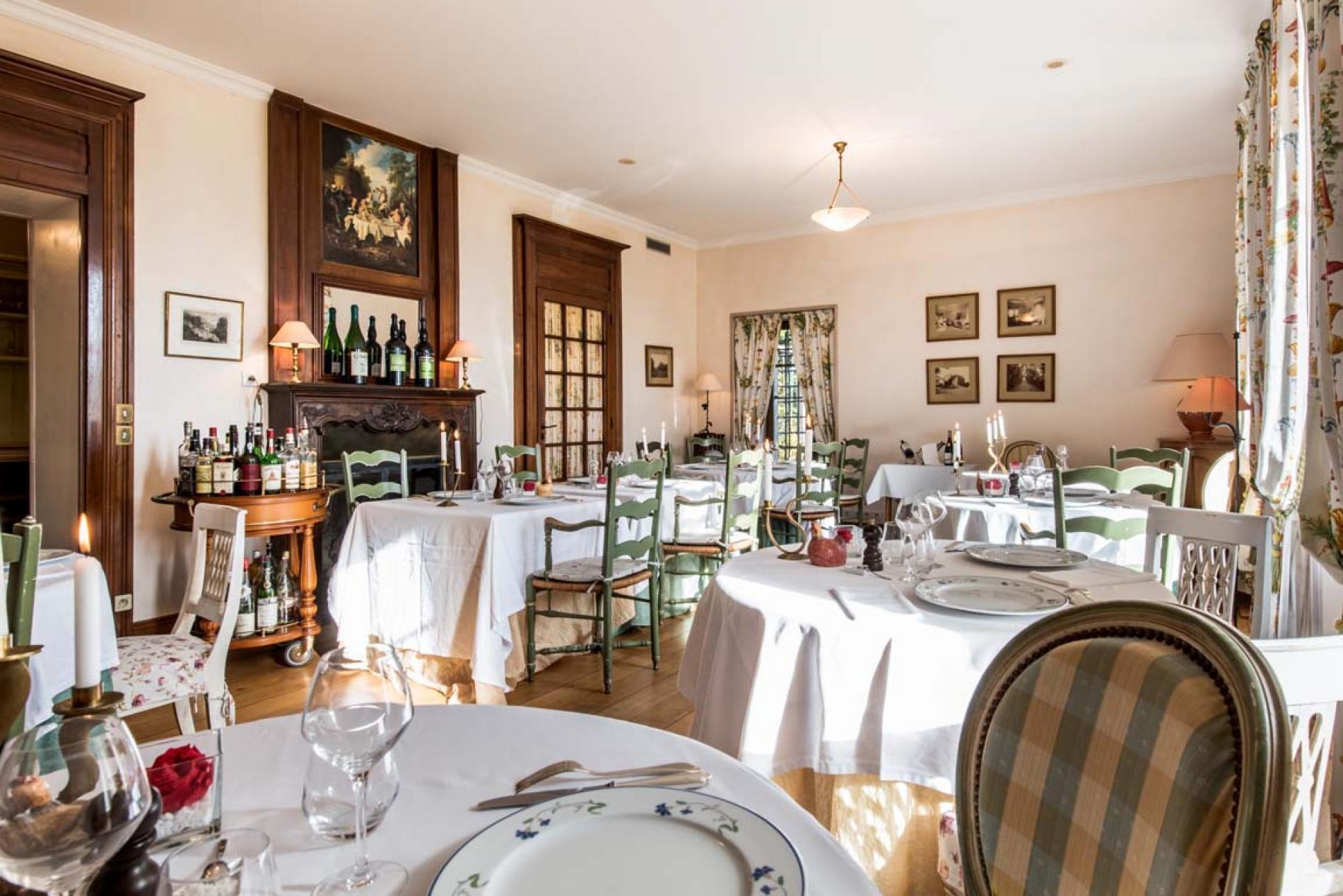 Restaurant Gastronomique En Savoie A Coise Saint Jean Massif Des