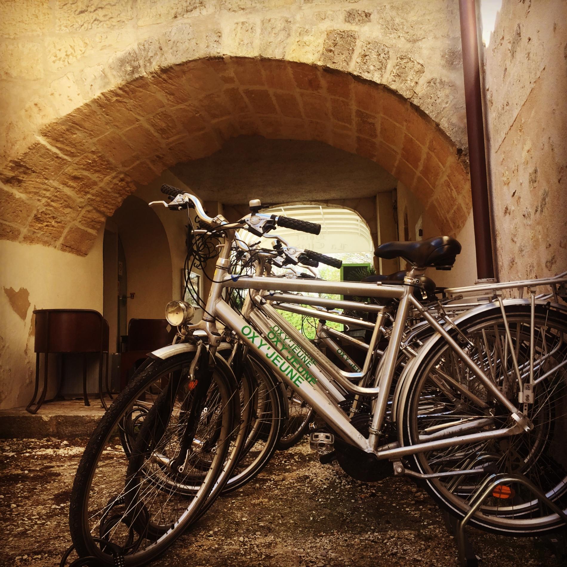 Service Location de Vélos