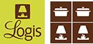 Logo Logis Hotel 2 cocottes 2 cheminées Hostellerie des Commandeurs à Joucas