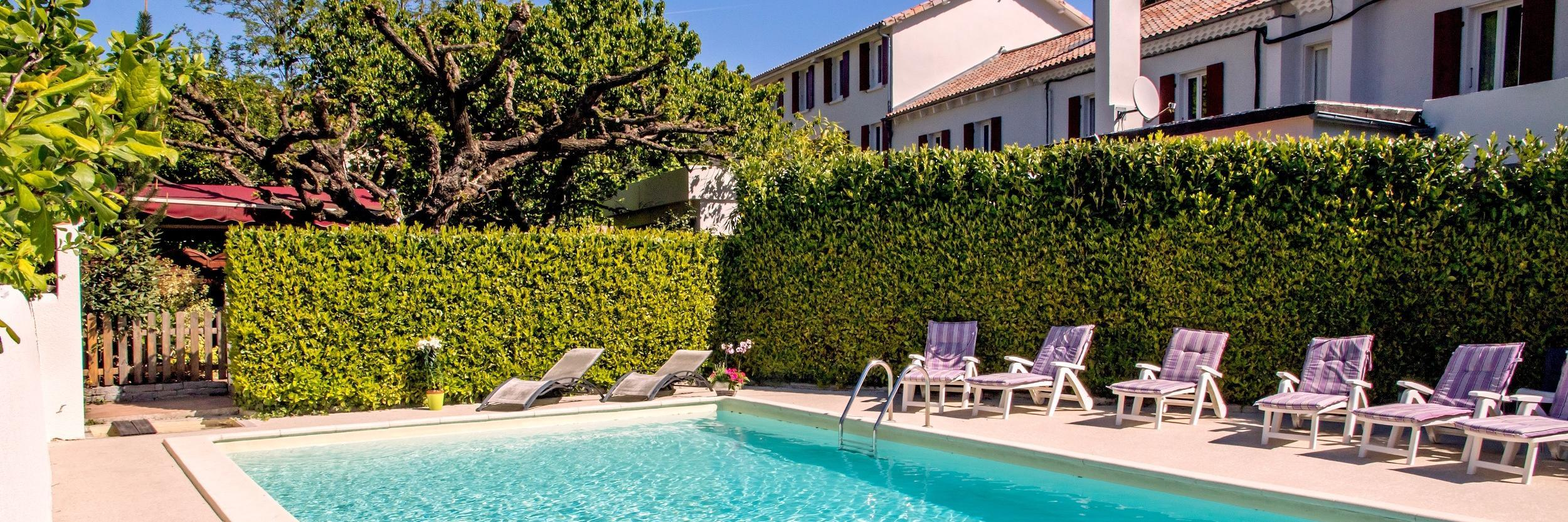 Logis Hôtel les Marronniers en Ardèche