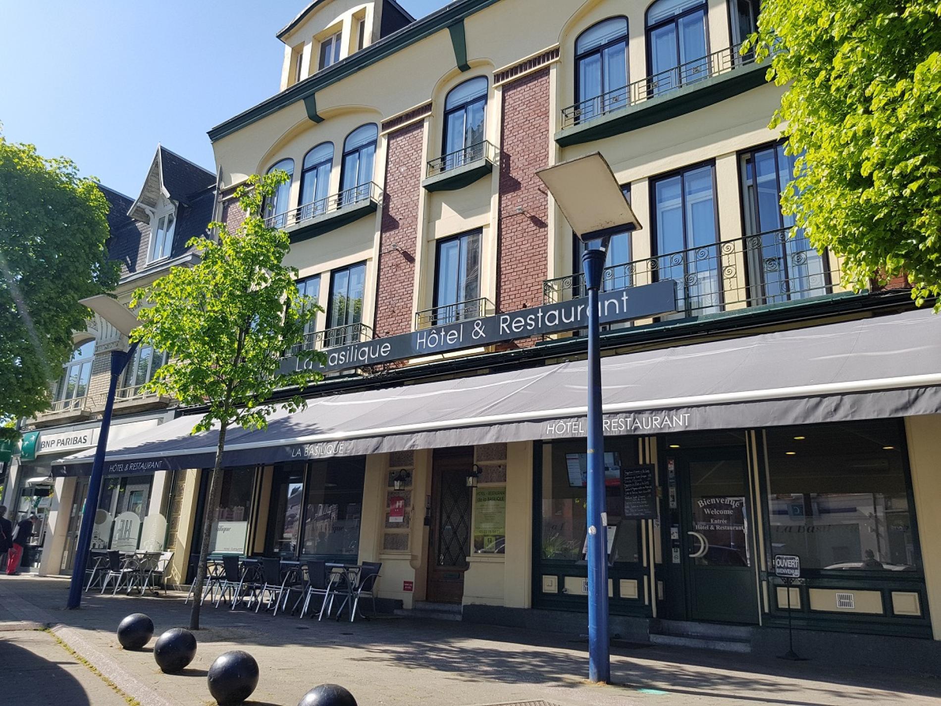Hotel Formule  Centre Ville Amiens