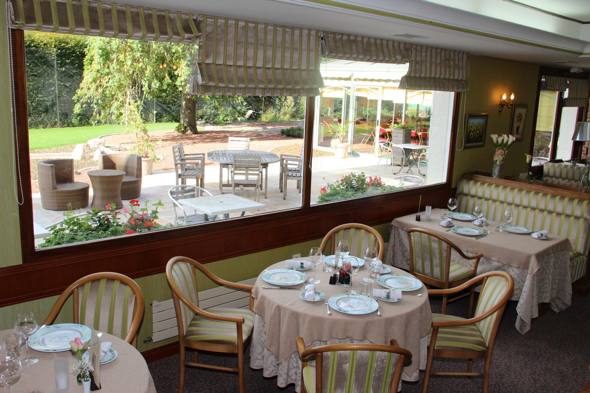 Carte Du Restaurant Villa Des Houx  Ef Bf Bd Aumale