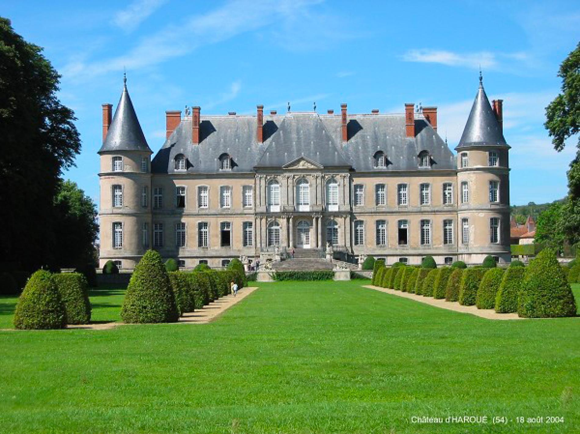 Haroué Castle