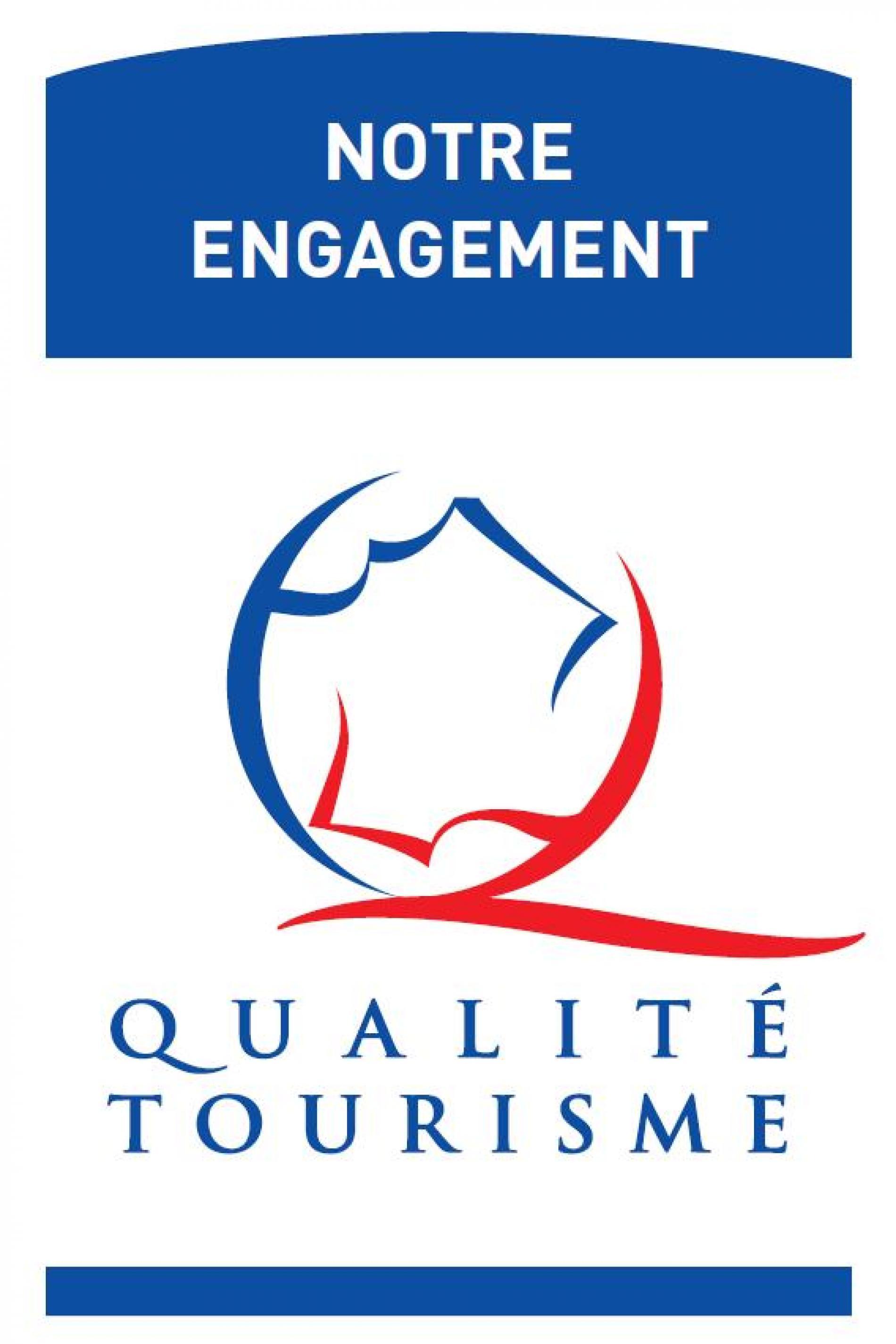Hôtel Angers labellisé Qualité Tourisme