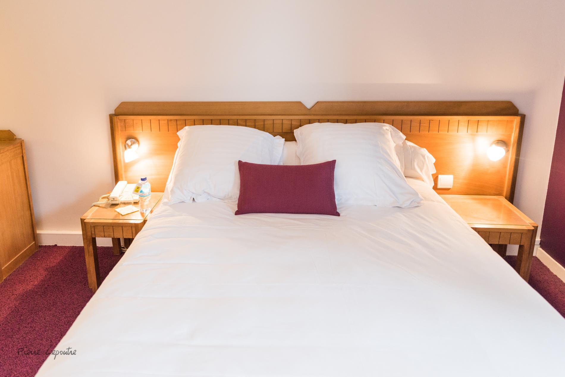 HOTEL DU PARC CHAMBRE SIMPLE