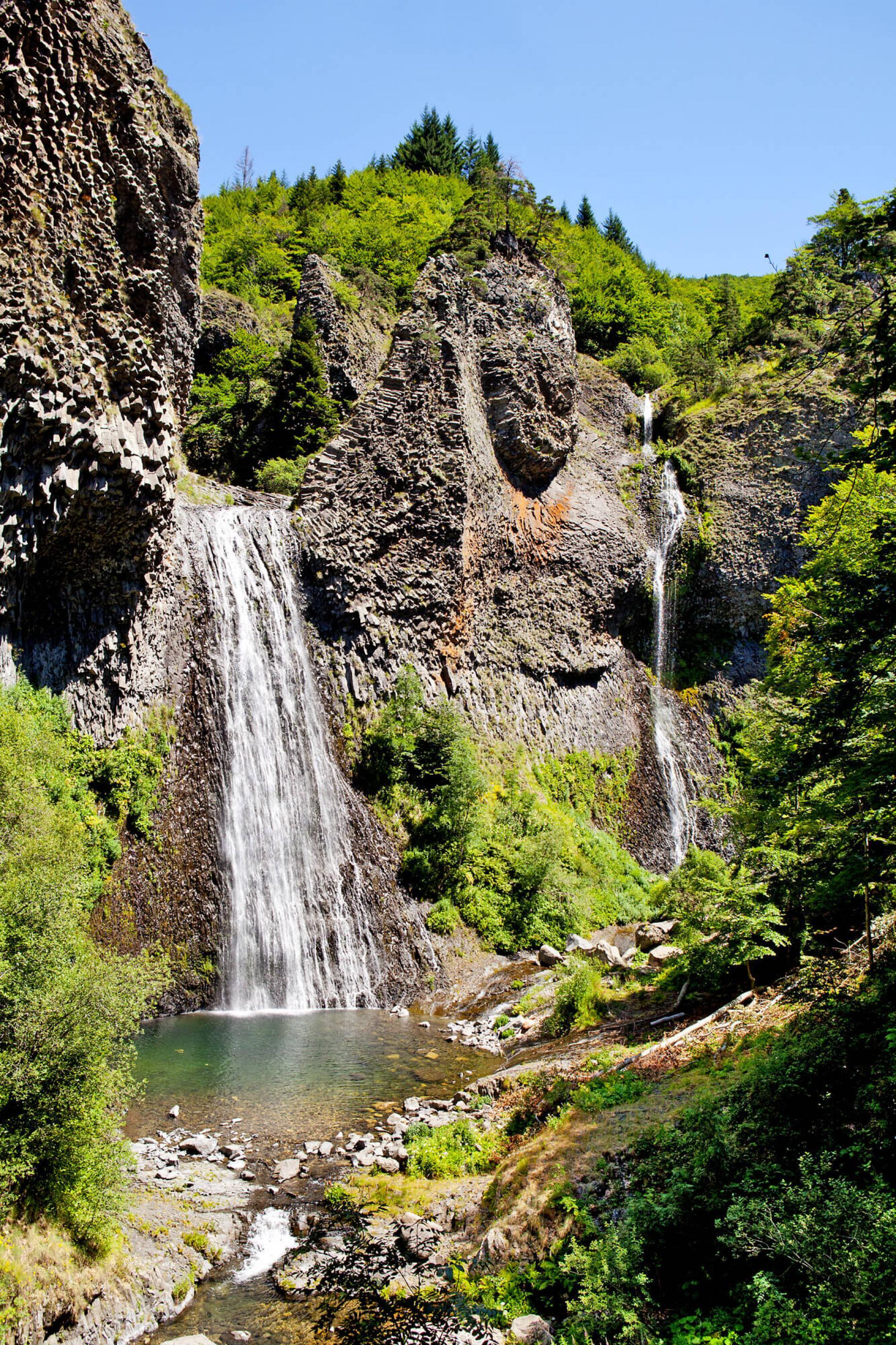 La cascade du Ray Pic