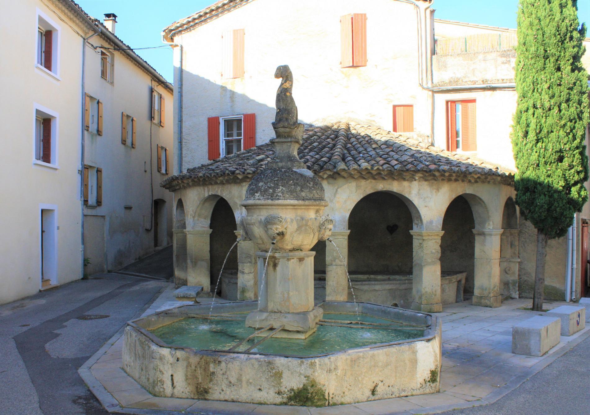 H tel avec piscine mollans sur ouv ze au pied du mont - Hotels vaison la romaine avec piscine ...