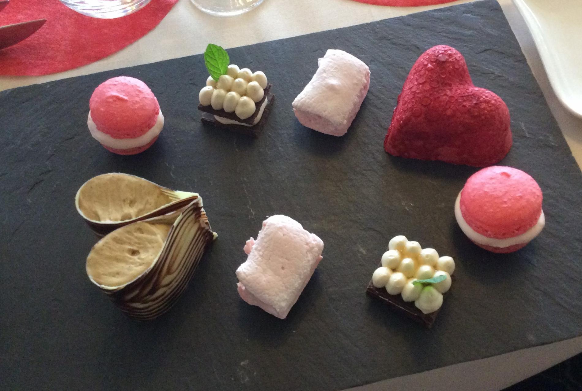 Diner saint valentin Restaurant Fontenay le Comte